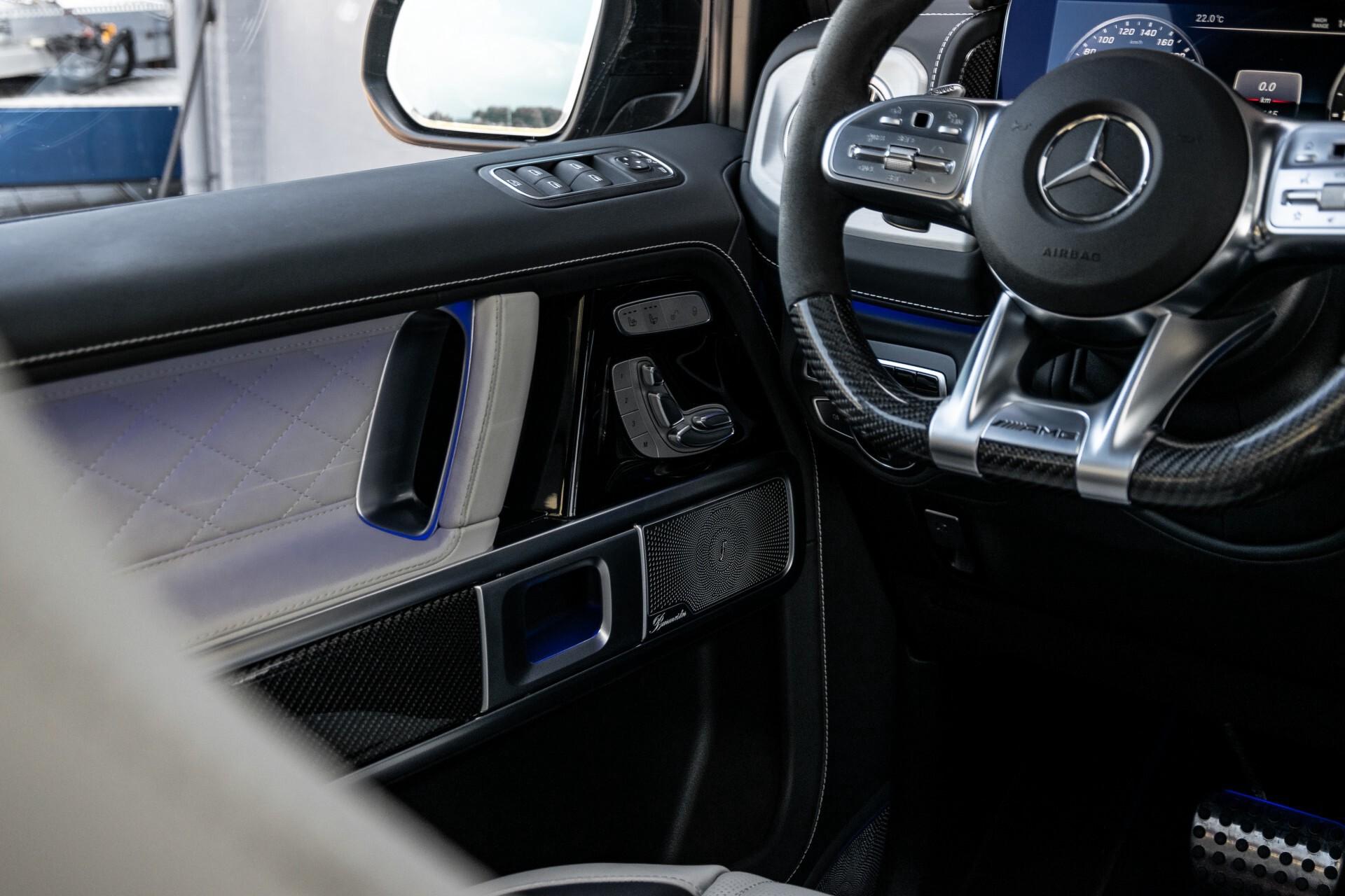 Mercedes-Benz G-Klasse 63 Manufaktur/Carbon/Massage/Entertainment/Drivers Package/TV Aut9 Foto 11