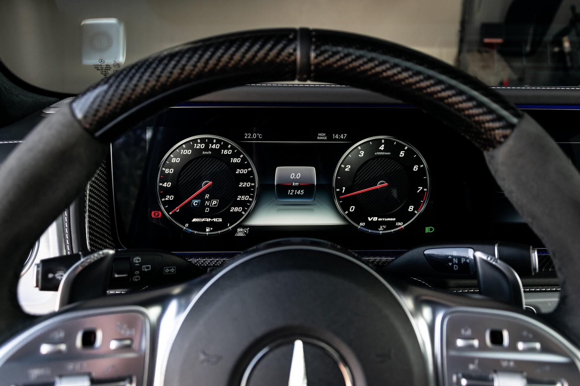Mercedes-Benz G-Klasse 63 Manufaktur/Carbon/Massage/Entertainment/Drivers Package/TV Aut9 Foto 15