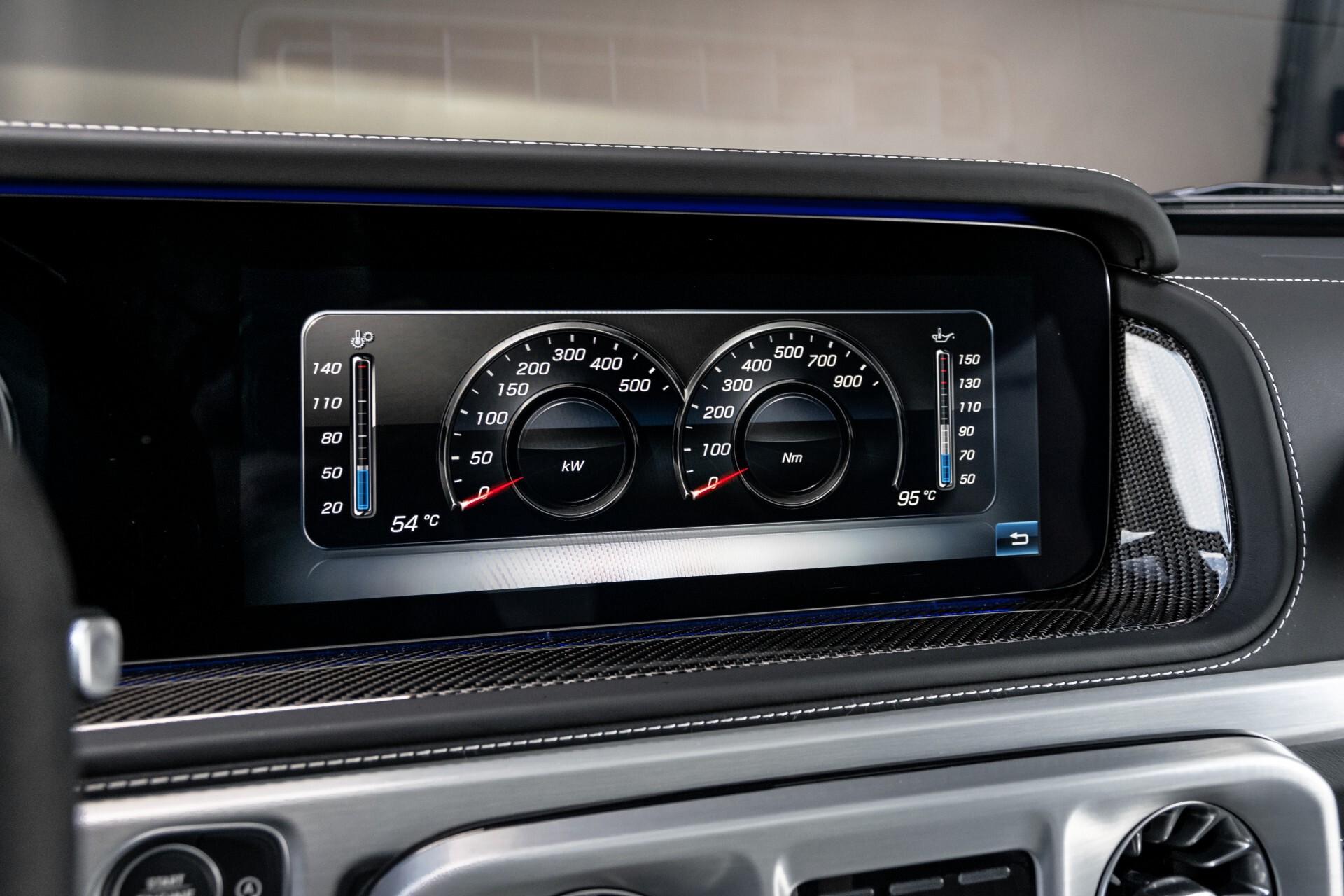Mercedes-Benz G-Klasse 63 Manufaktur/Carbon/Massage/Entertainment/Drivers Package/TV Aut9 Foto 19