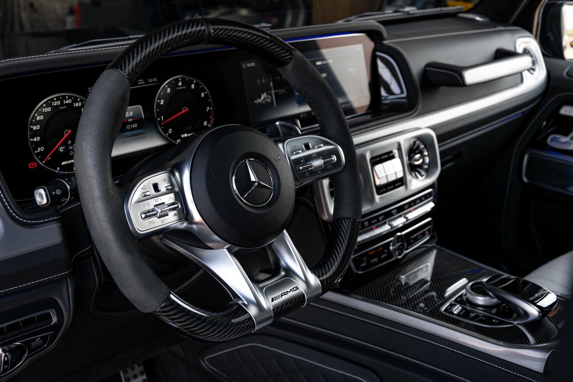 Mercedes-Benz G-Klasse 63 Manufaktur/Carbon/Massage/Entertainment/Drivers Package/TV Aut9 Foto 20