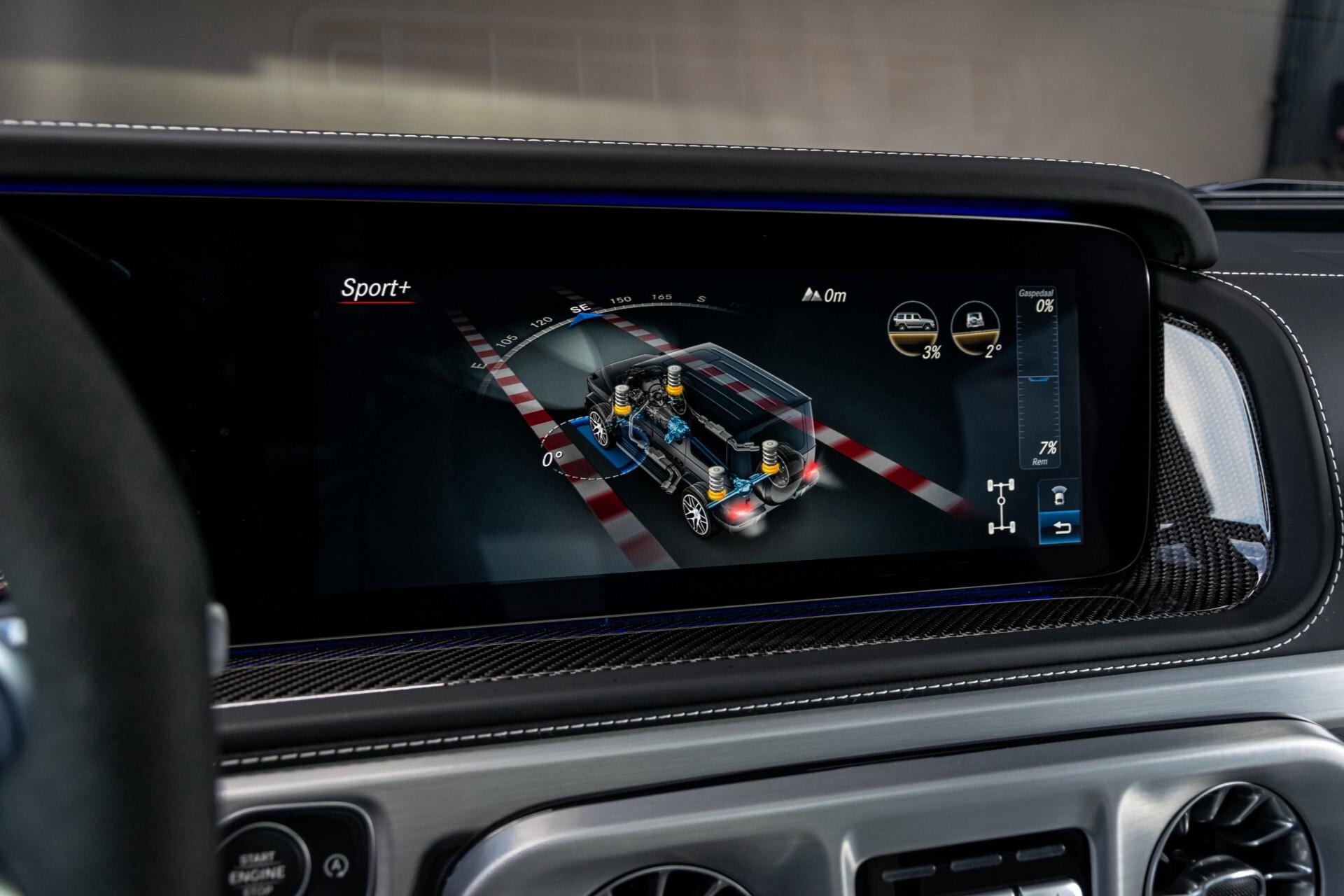 Mercedes-Benz G-Klasse 63 Manufaktur/Carbon/Massage/Entertainment/Drivers Package/TV Aut9 Foto 21