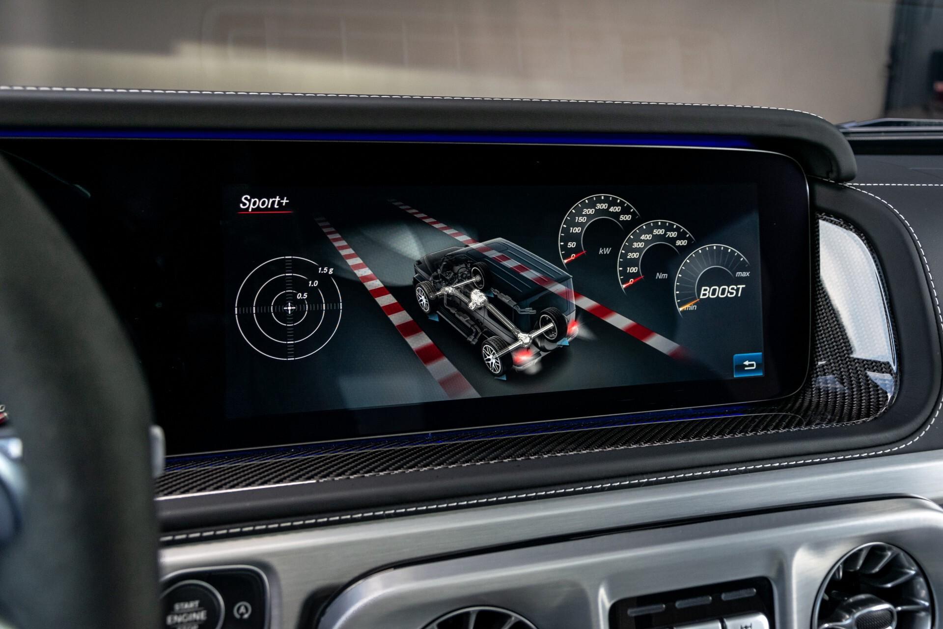 Mercedes-Benz G-Klasse 63 Manufaktur/Carbon/Massage/Entertainment/Drivers Package/TV Aut9 Foto 23