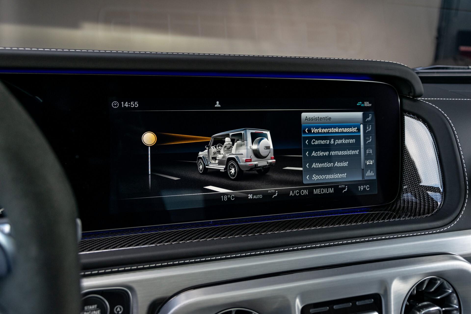 Mercedes-Benz G-Klasse 63 Manufaktur/Carbon/Massage/Entertainment/Drivers Package/TV Aut9 Foto 25
