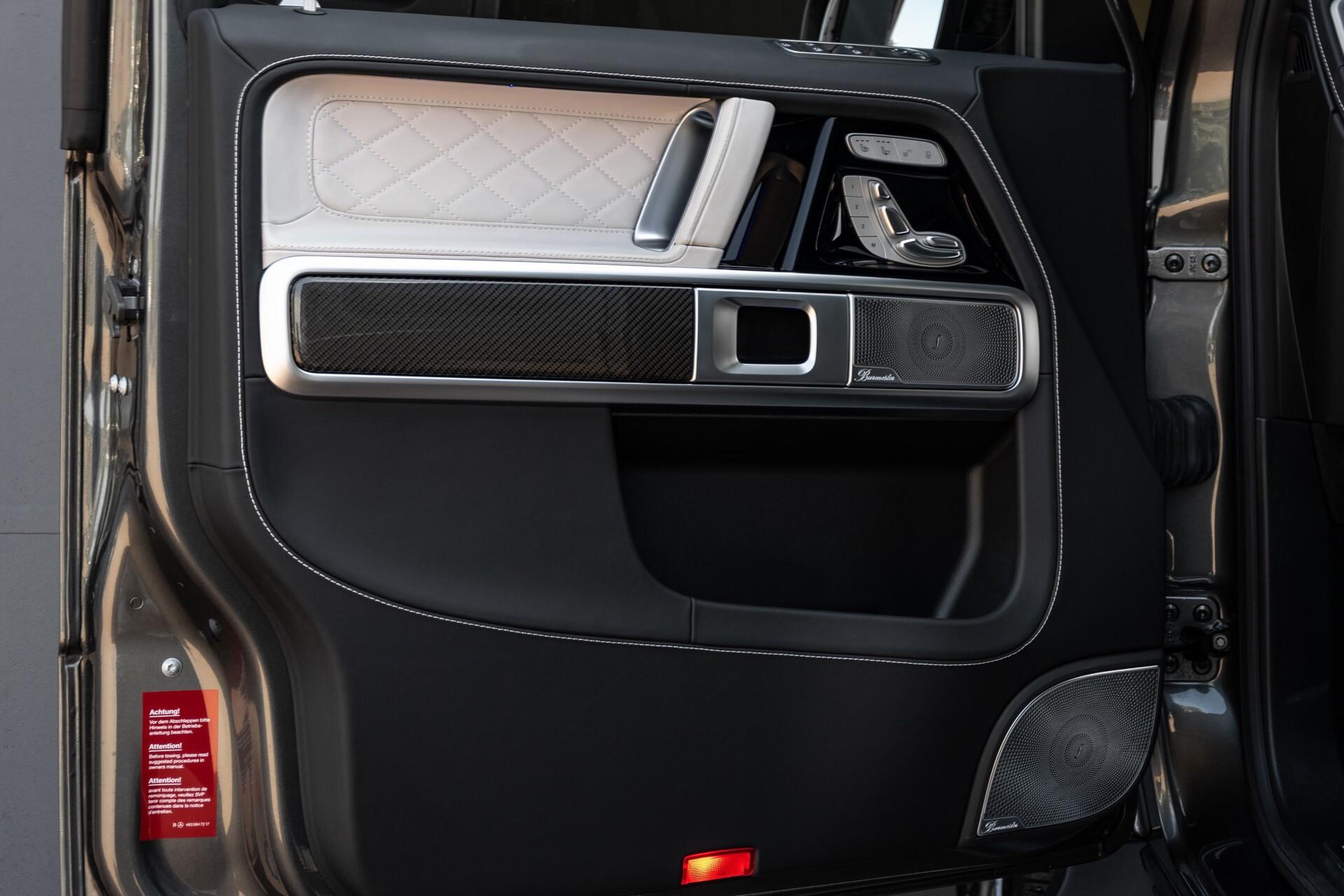 Mercedes-Benz G-Klasse 63 Manufaktur/Carbon/Massage/Entertainment/Drivers Package/TV Aut9 Foto 26