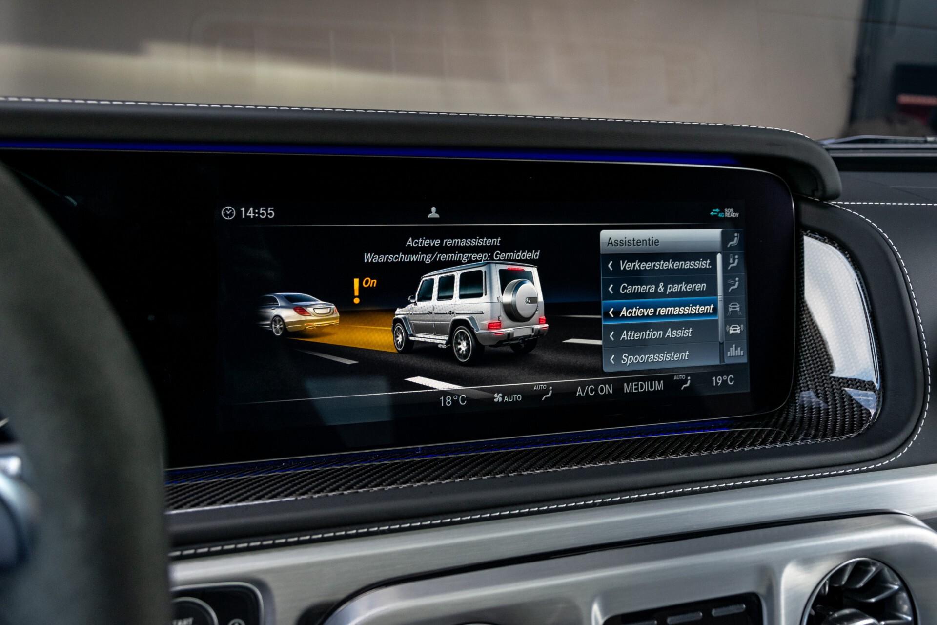 Mercedes-Benz G-Klasse 63 Manufaktur/Carbon/Massage/Entertainment/Drivers Package/TV Aut9 Foto 27