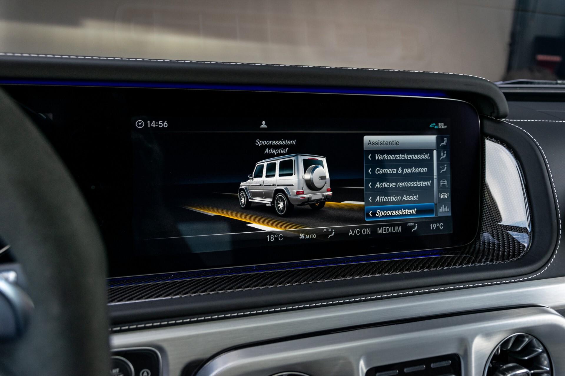 Mercedes-Benz G-Klasse 63 Manufaktur/Carbon/Massage/Entertainment/Drivers Package/TV Aut9 Foto 29