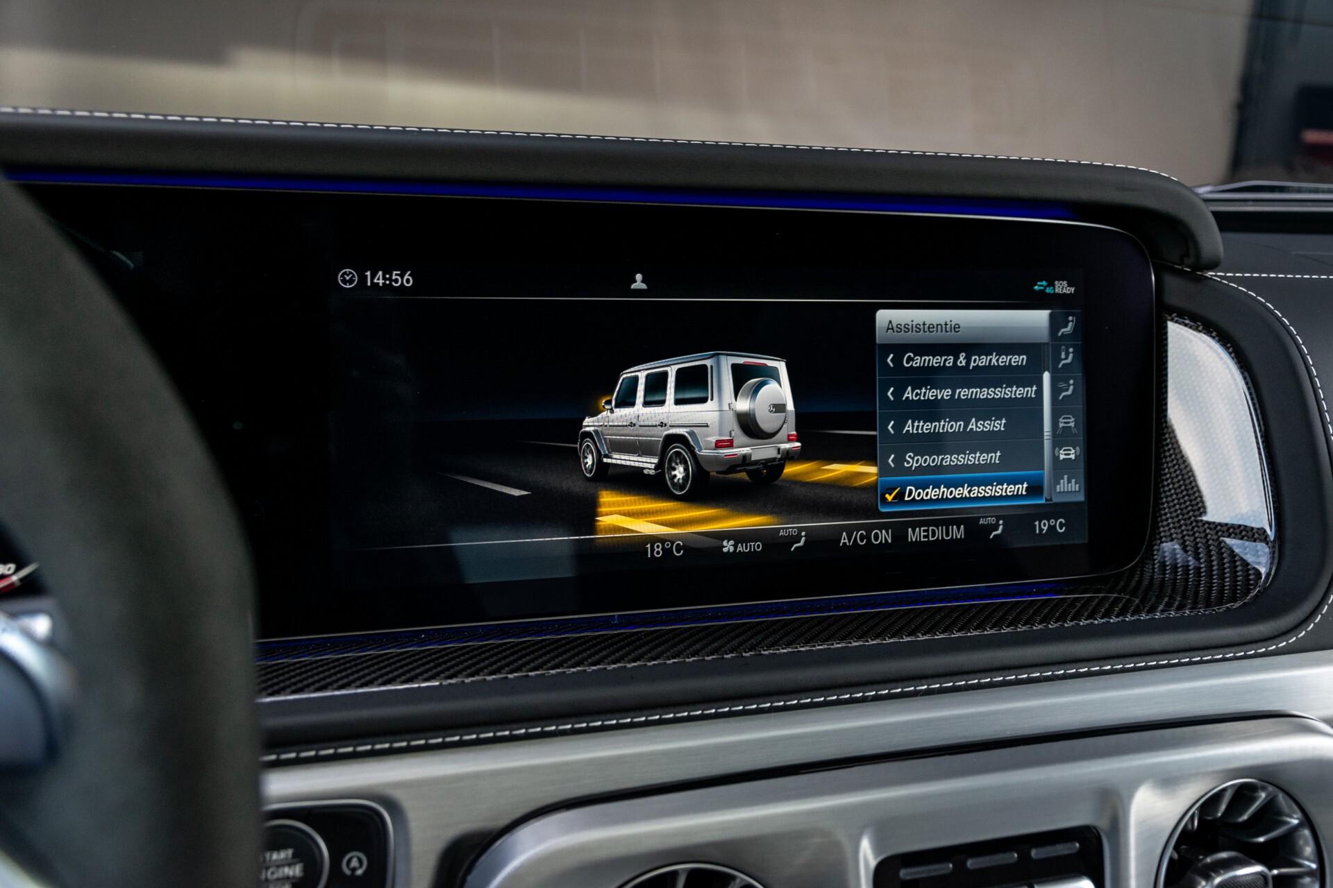 Mercedes-Benz G-Klasse 63 Manufaktur/Carbon/Massage/Entertainment/Drivers Package/TV Aut9 Foto 31