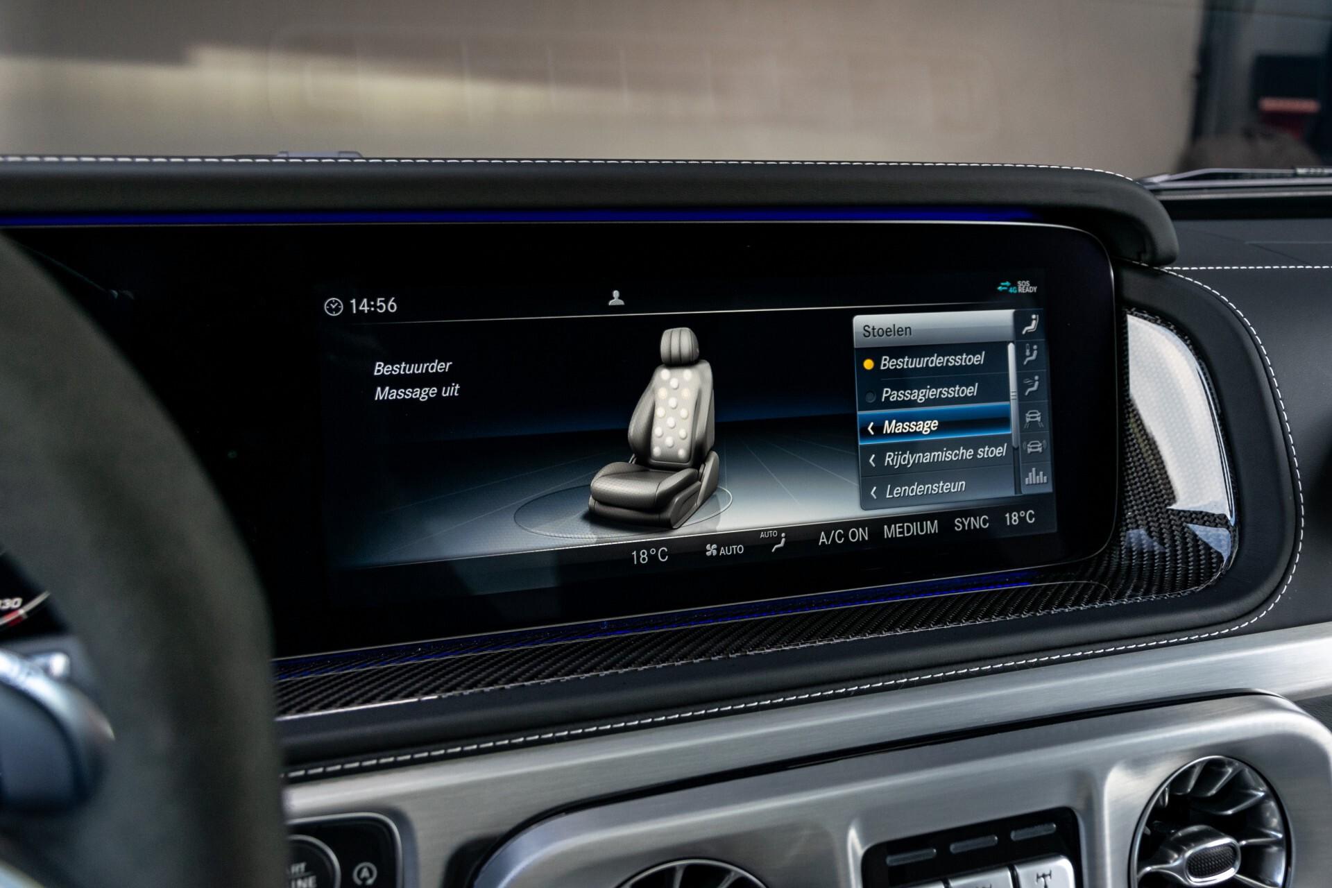 Mercedes-Benz G-Klasse 63 Manufaktur/Carbon/Massage/Entertainment/Drivers Package/TV Aut9 Foto 37