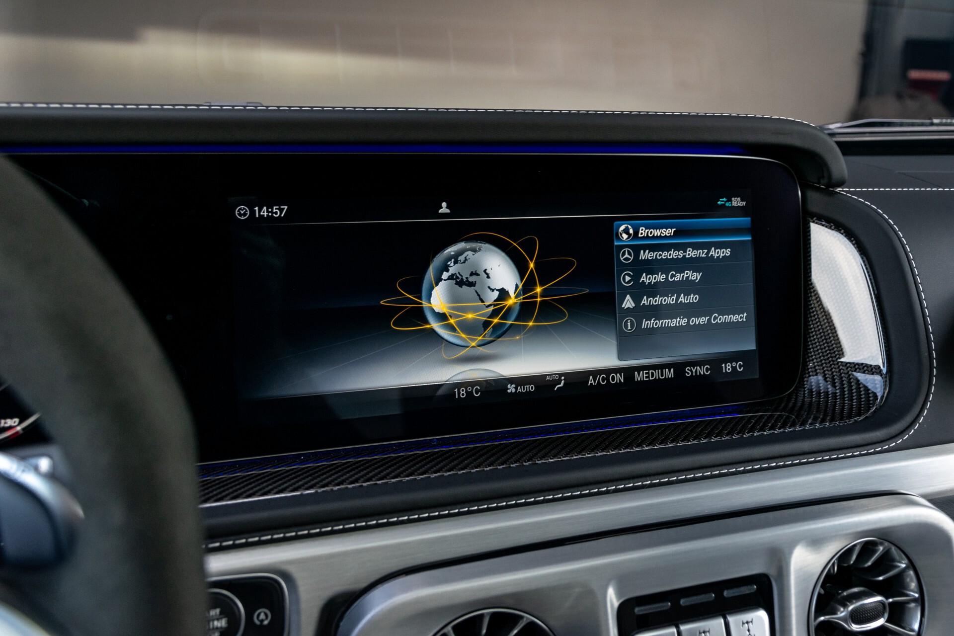 Mercedes-Benz G-Klasse 63 Manufaktur/Carbon/Massage/Entertainment/Drivers Package/TV Aut9 Foto 39