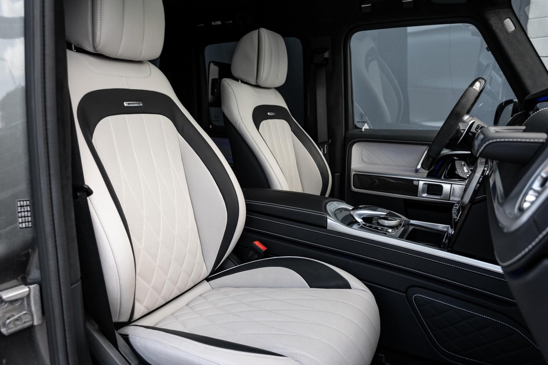 Mercedes-Benz G-Klasse 63 Manufaktur/Carbon/Massage/Entertainment/Drivers Package/TV Aut9 Foto 4