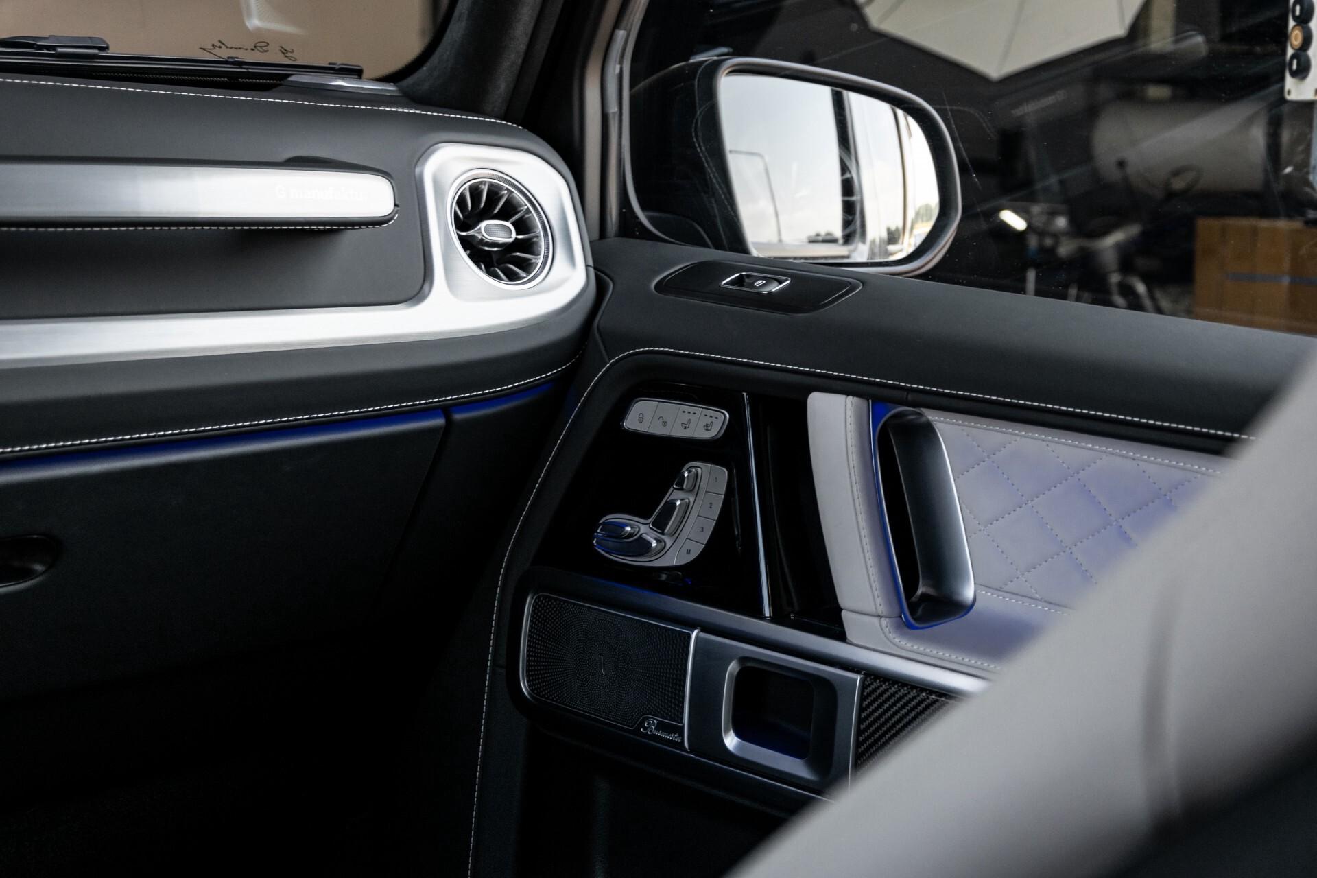 Mercedes-Benz G-Klasse 63 Manufaktur/Carbon/Massage/Entertainment/Drivers Package/TV Aut9 Foto 40