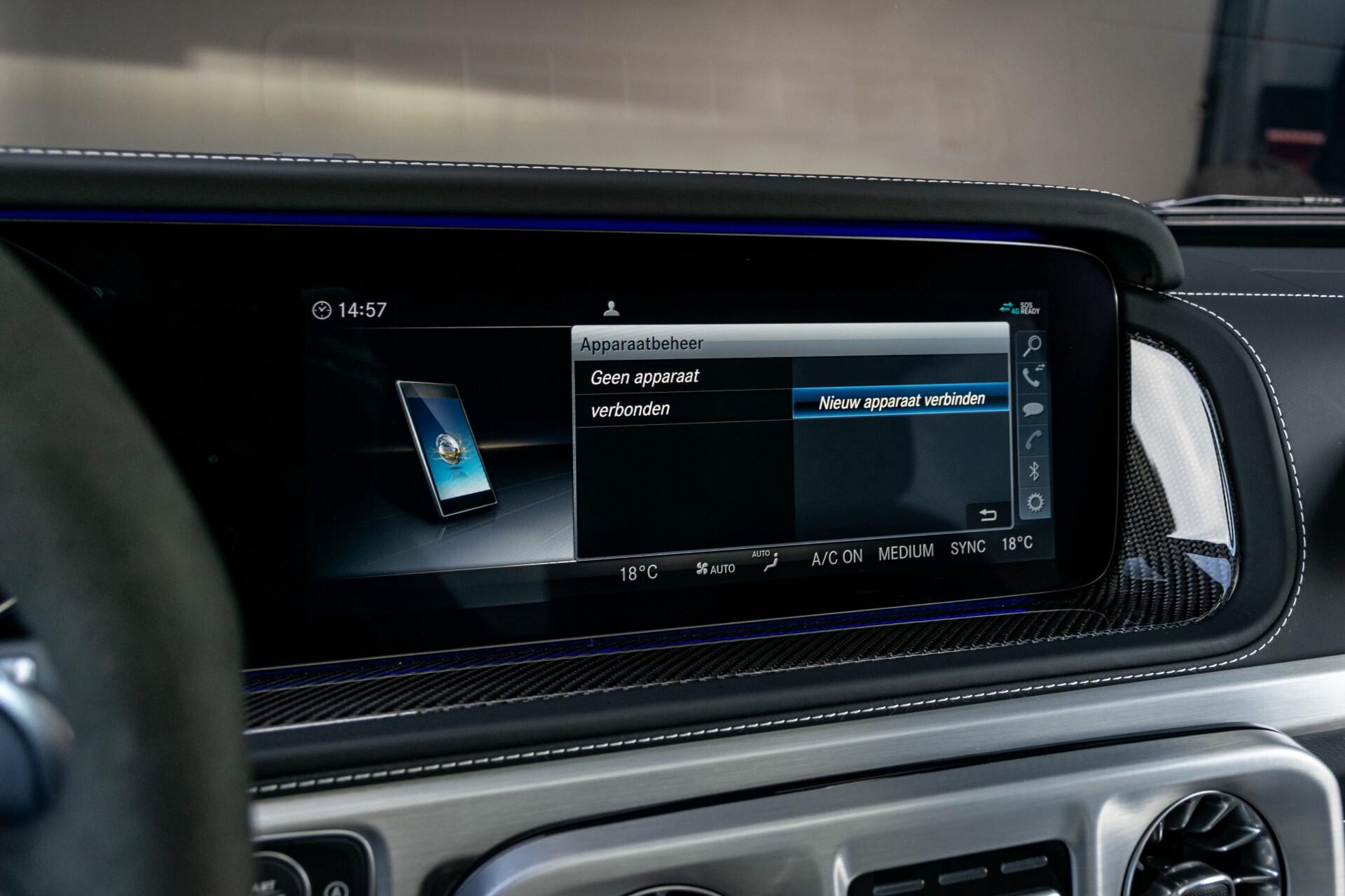 Mercedes-Benz G-Klasse 63 Manufaktur/Carbon/Massage/Entertainment/Drivers Package/TV Aut9 Foto 41