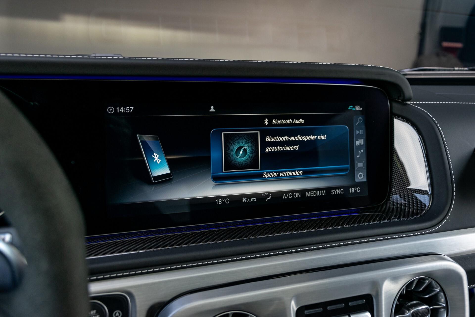 Mercedes-Benz G-Klasse 63 Manufaktur/Carbon/Massage/Entertainment/Drivers Package/TV Aut9 Foto 43