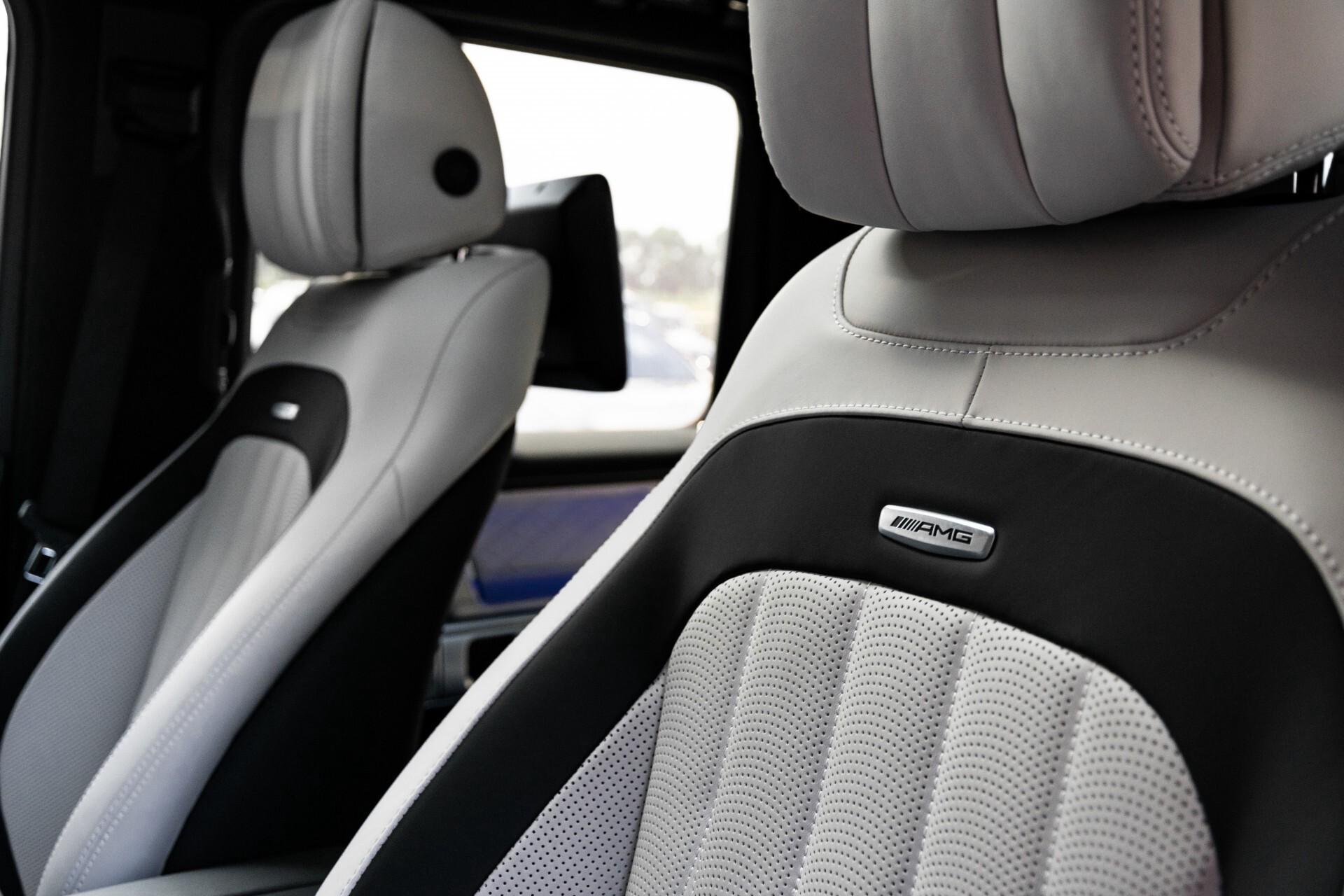 Mercedes-Benz G-Klasse 63 Manufaktur/Carbon/Massage/Entertainment/Drivers Package/TV Aut9 Foto 46