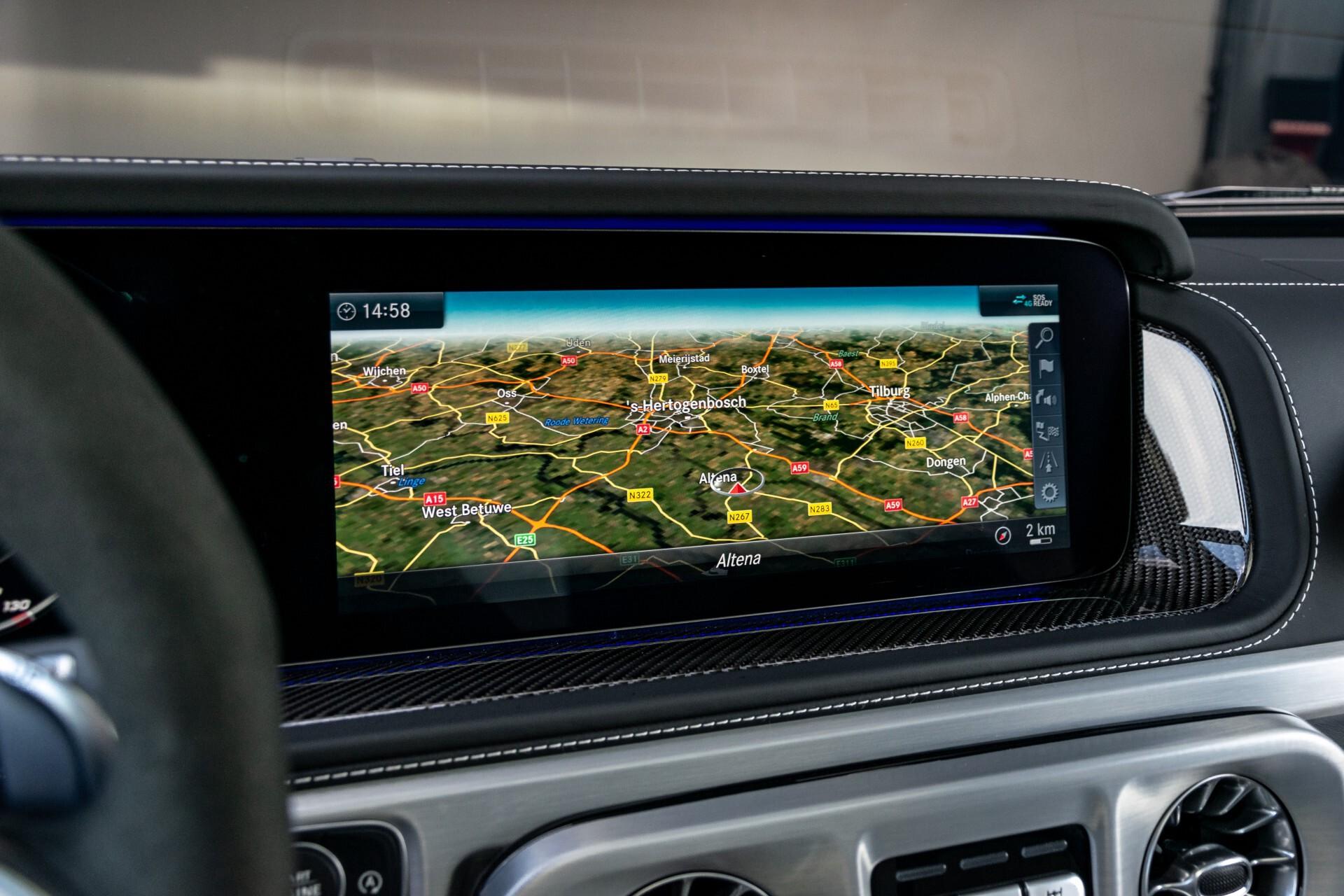 Mercedes-Benz G-Klasse 63 Manufaktur/Carbon/Massage/Entertainment/Drivers Package/TV Aut9 Foto 47