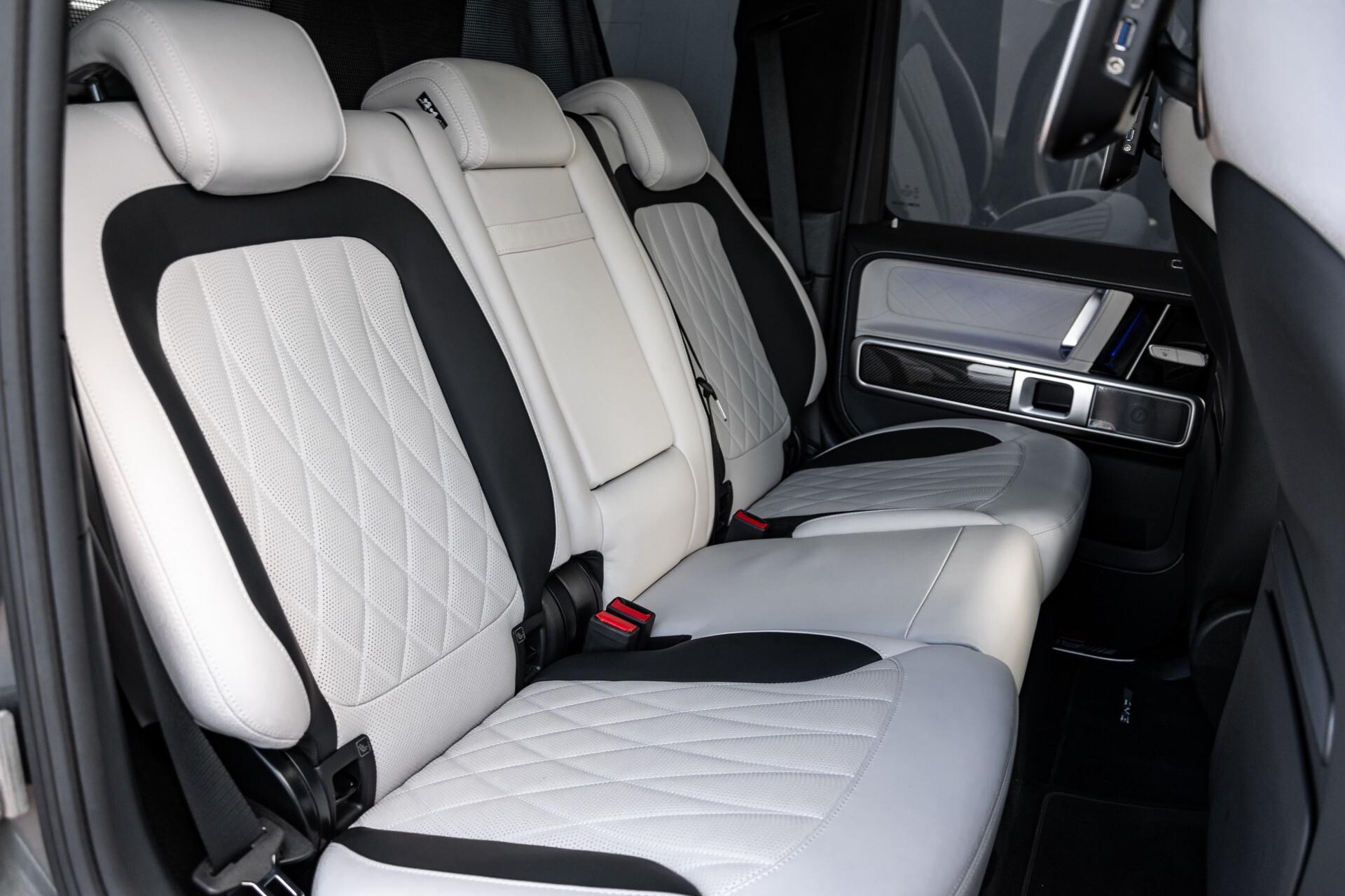 Mercedes-Benz G-Klasse 63 Manufaktur/Carbon/Massage/Entertainment/Drivers Package/TV Aut9 Foto 5