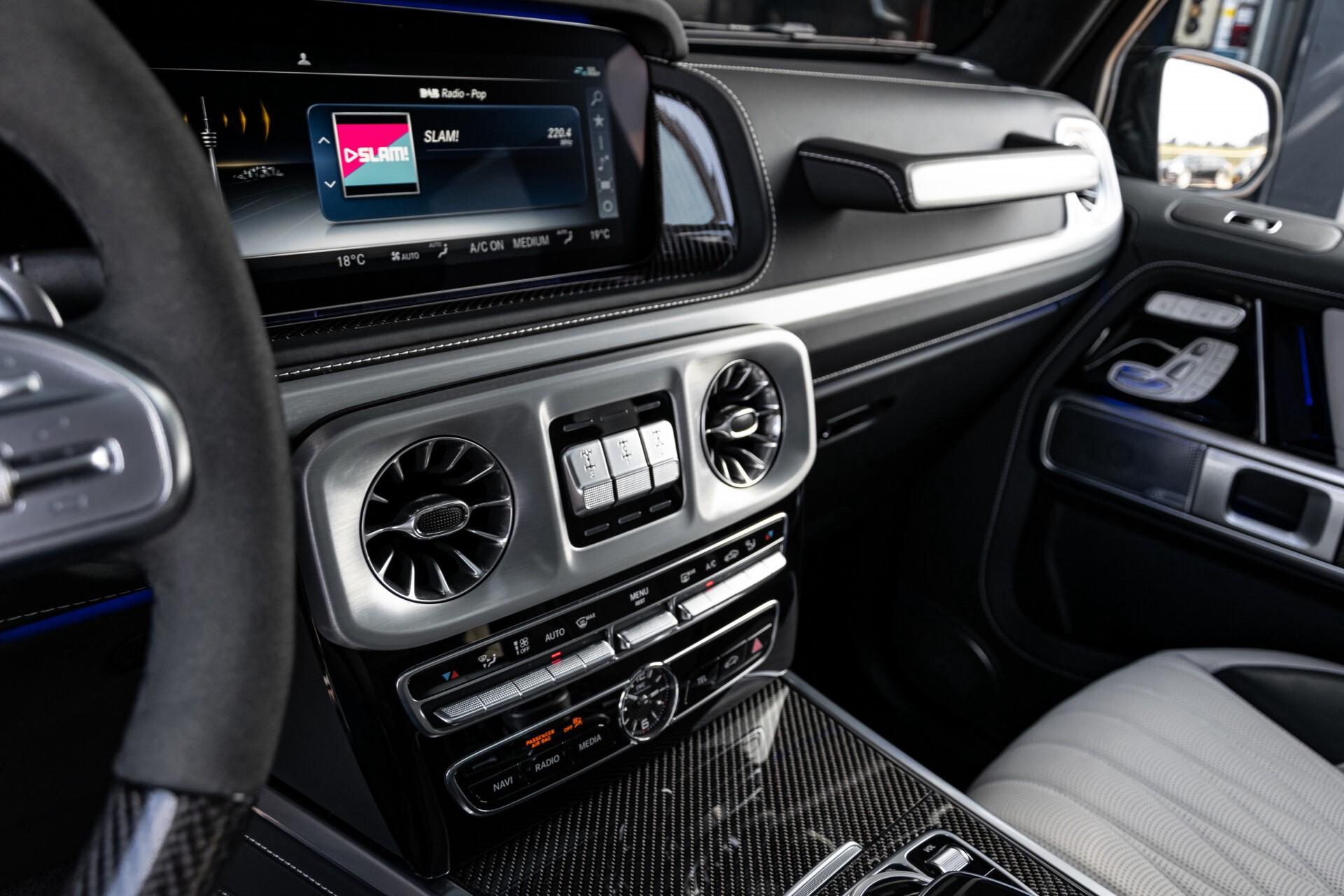Mercedes-Benz G-Klasse 63 Manufaktur/Carbon/Massage/Entertainment/Drivers Package/TV Aut9 Foto 52