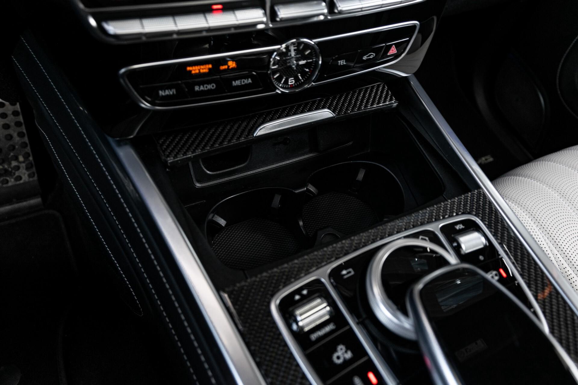 Mercedes-Benz G-Klasse 63 Manufaktur/Carbon/Massage/Entertainment/Drivers Package/TV Aut9 Foto 55