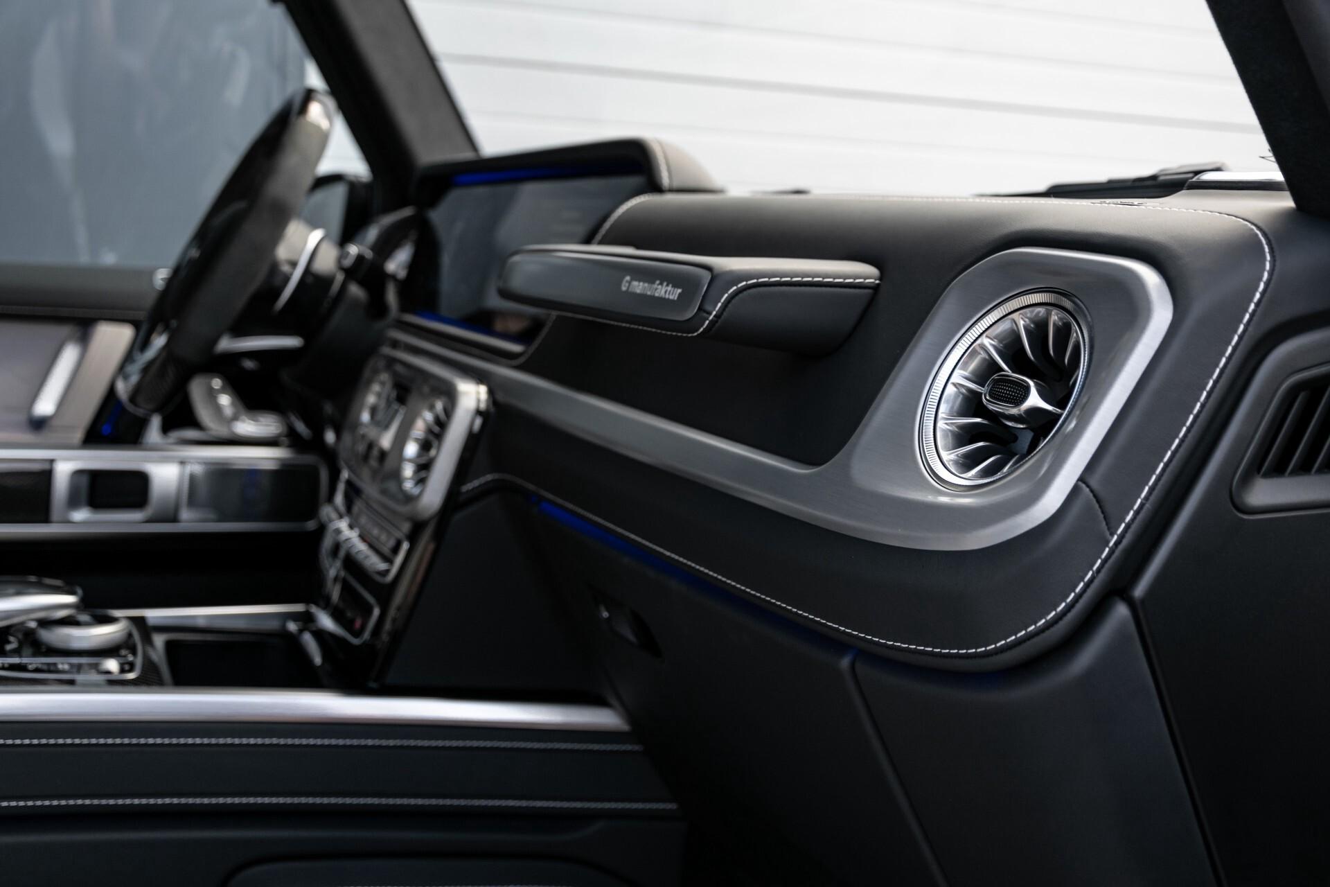 Mercedes-Benz G-Klasse 63 Manufaktur/Carbon/Massage/Entertainment/Drivers Package/TV Aut9 Foto 57