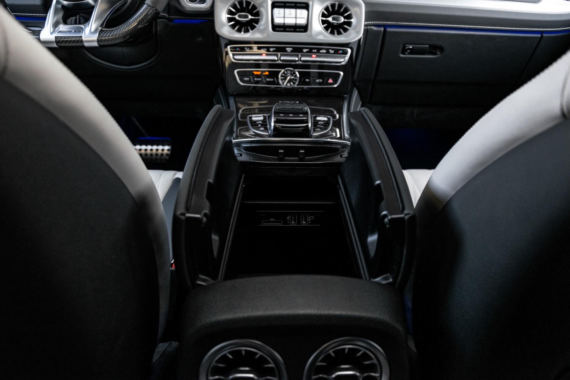 Mercedes-Benz G-Klasse 63 Manufaktur/Carbon/Massage/Entertainment/Drivers Package/TV Aut9 Foto 58