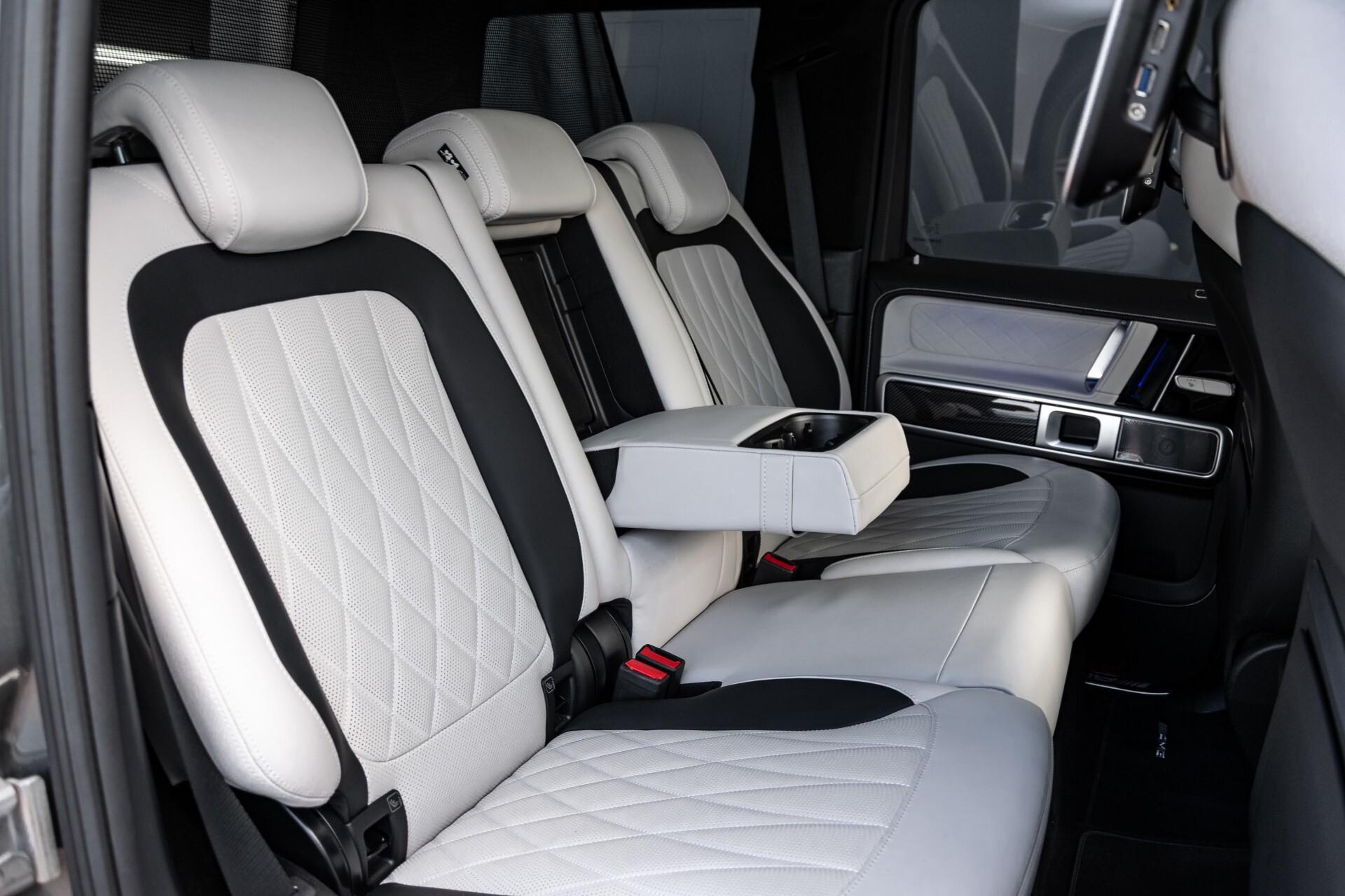 Mercedes-Benz G-Klasse 63 Manufaktur/Carbon/Massage/Entertainment/Drivers Package/TV Aut9 Foto 6