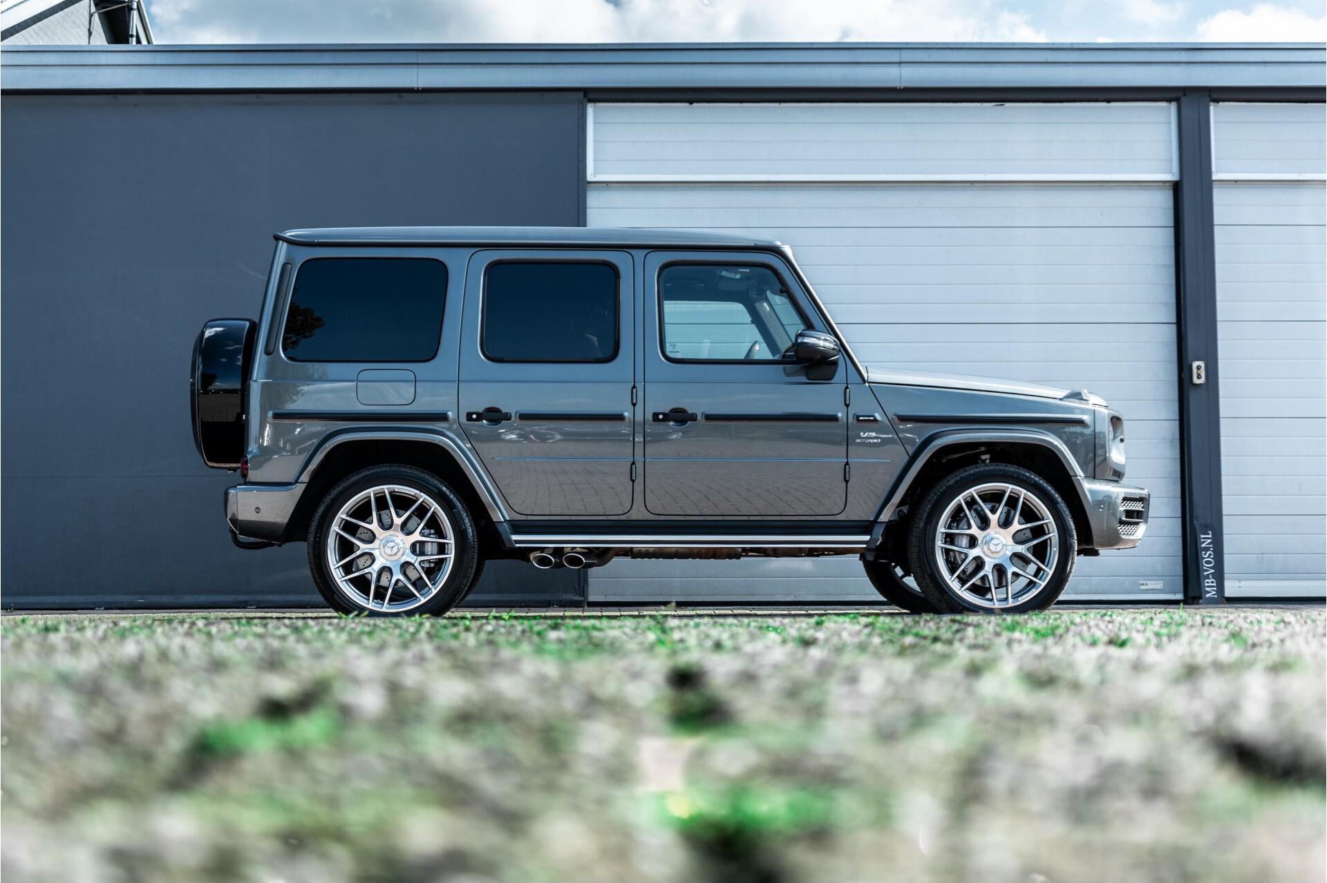 Mercedes-Benz G-Klasse 63 Manufaktur/Carbon/Massage/Entertainment/Drivers Package/TV Aut9 Foto 64