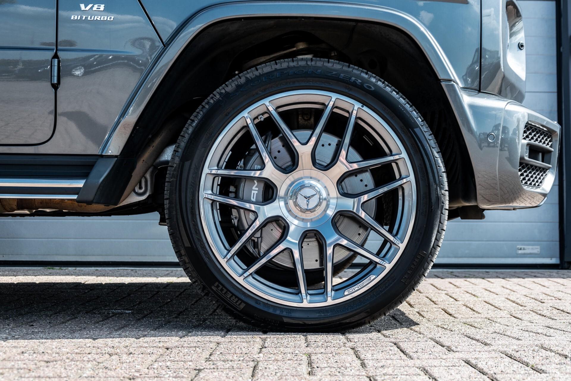 Mercedes-Benz G-Klasse 63 Manufaktur/Carbon/Massage/Entertainment/Drivers Package/TV Aut9 Foto 65