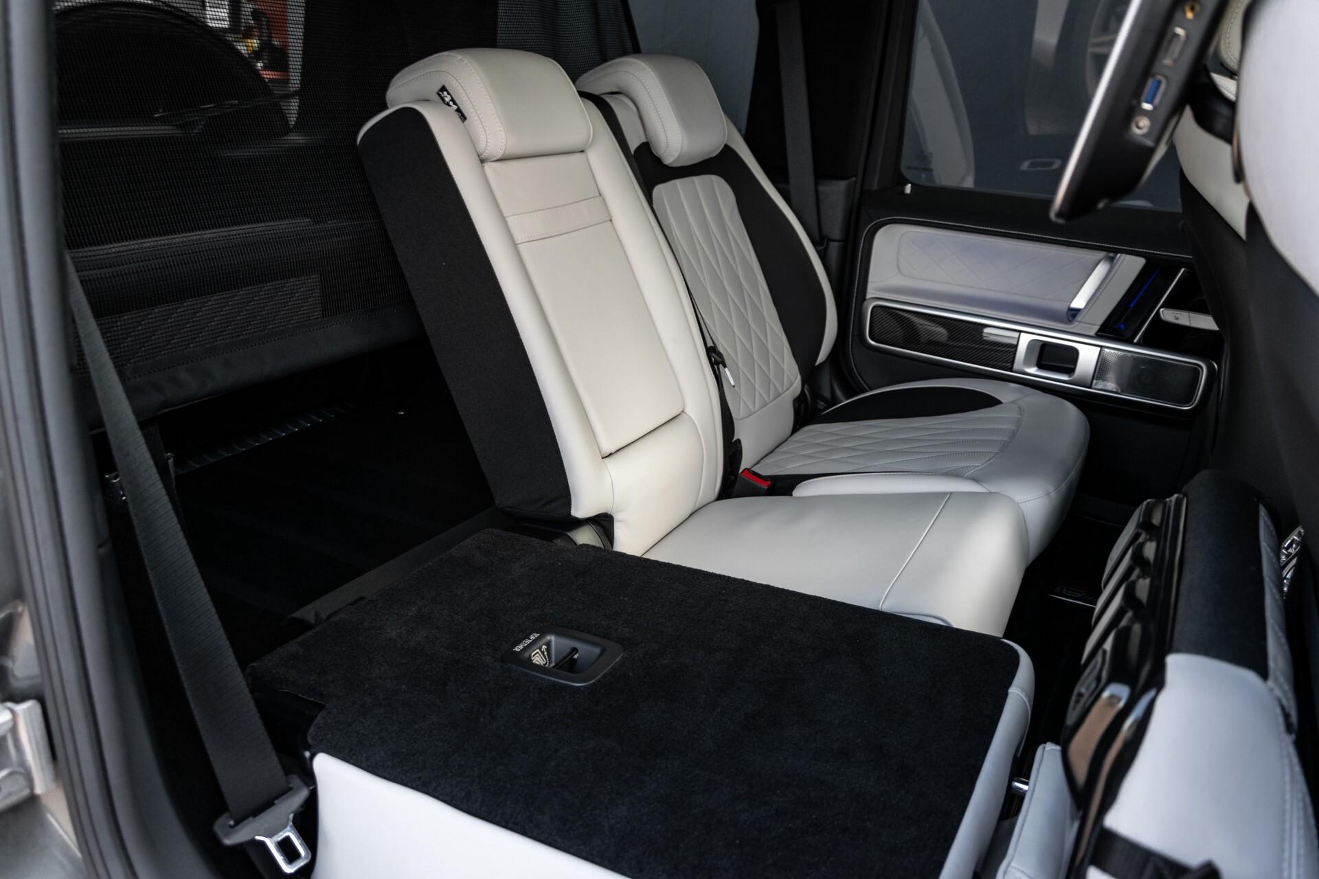Mercedes-Benz G-Klasse 63 Manufaktur/Carbon/Massage/Entertainment/Drivers Package/TV Aut9 Foto 7