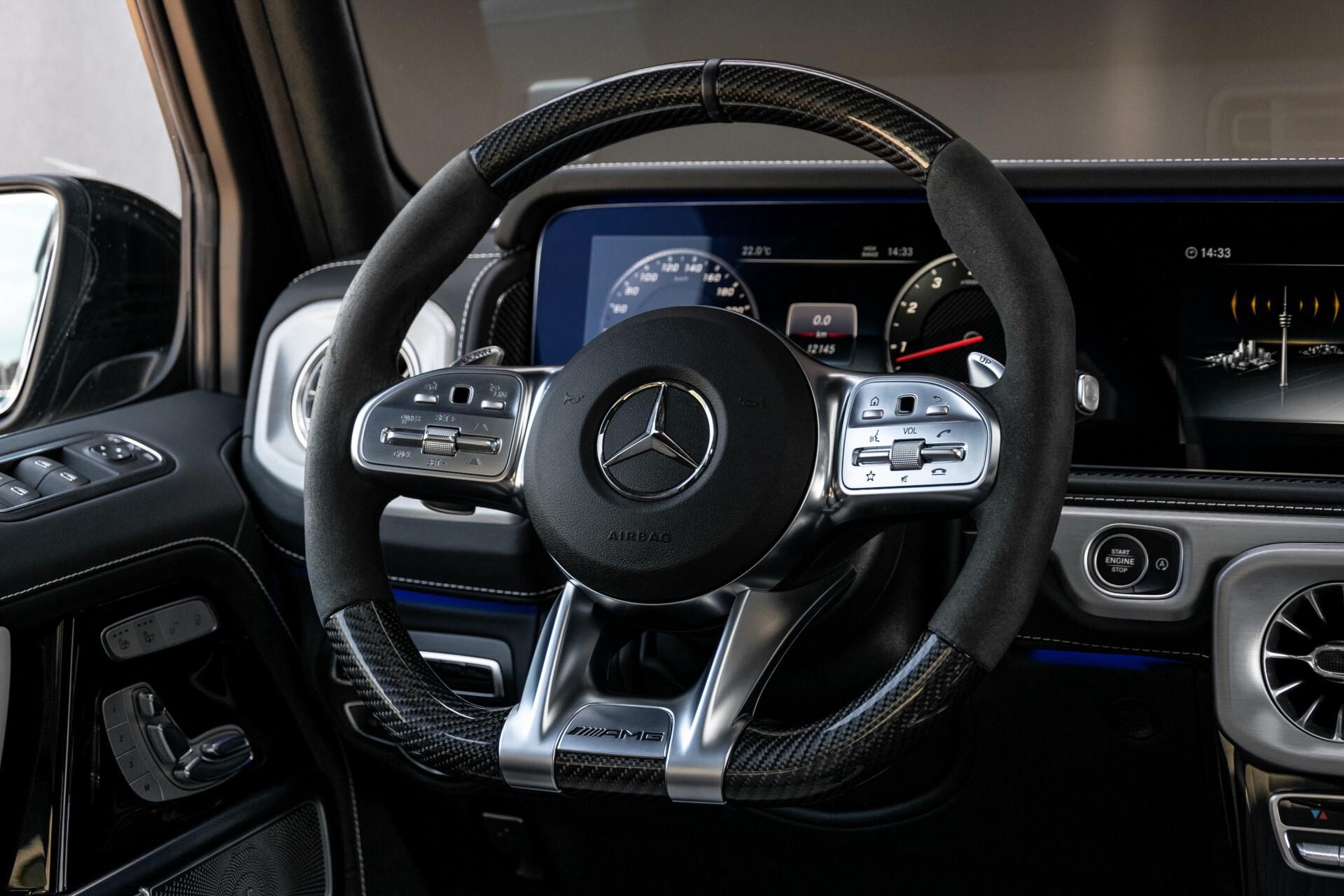 Mercedes-Benz G-Klasse 63 Manufaktur/Carbon/Massage/Entertainment/Drivers Package/TV Aut9 Foto 9