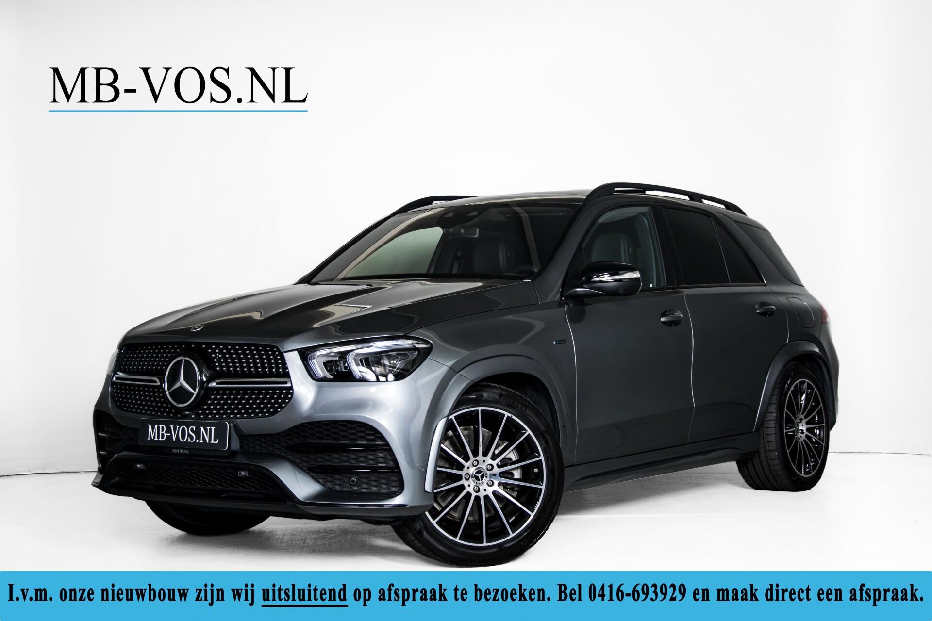 Mercedes-Benz GLE 350 de 4-M AMG Night Luchtvering/Rij-assist/Keyless/Panorama/Trekhaak/Burmester Aut9 Foto 1