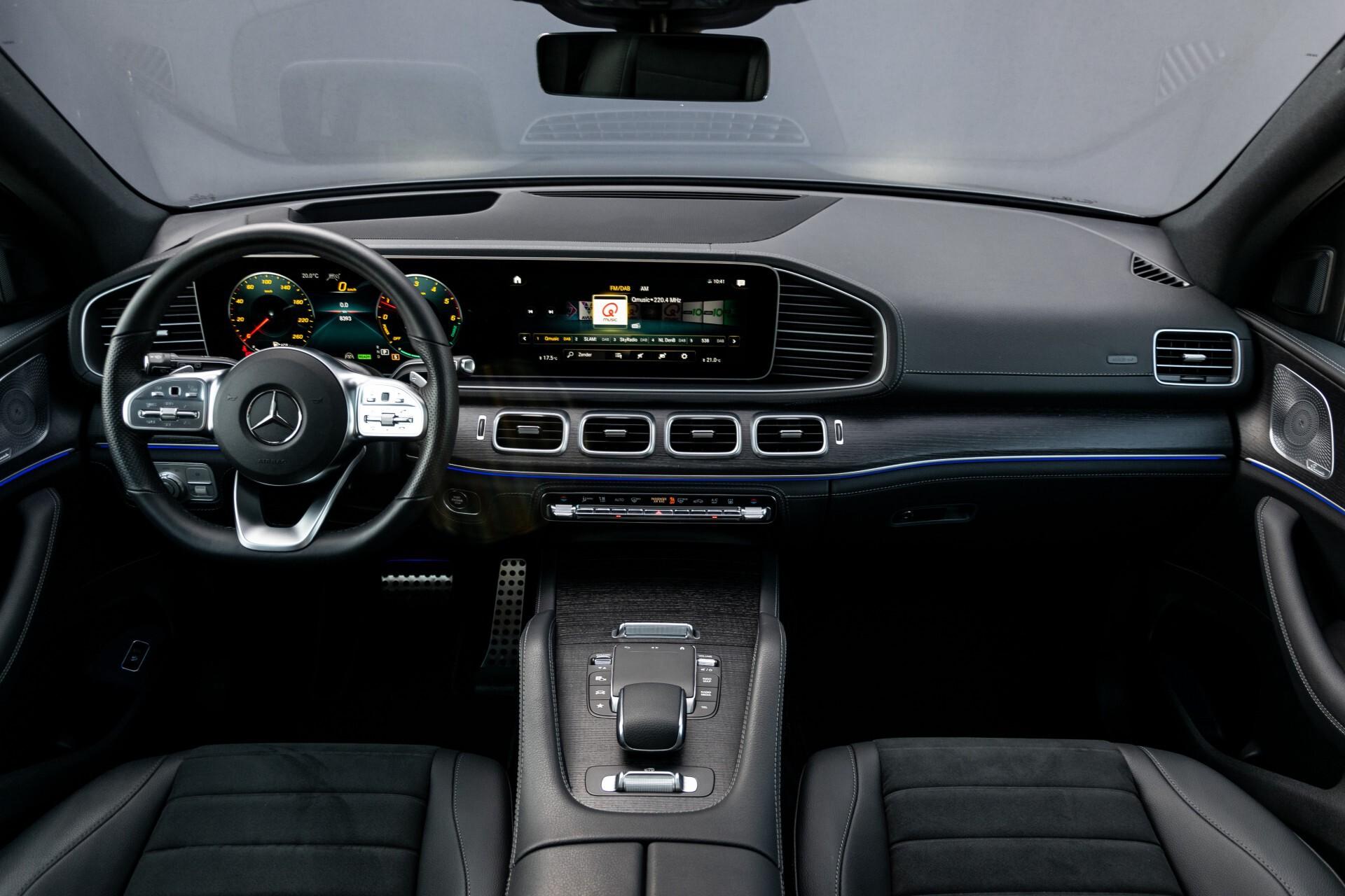 Mercedes-Benz GLE 350 de 4-M AMG Night Luchtvering/Rij-assist/Keyless/Panorama/Trekhaak/Burmester Aut9 Foto 10