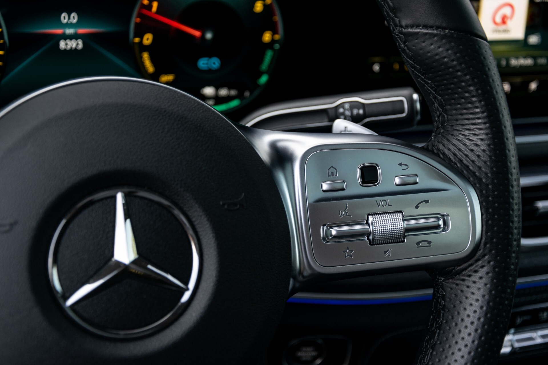 Mercedes-Benz GLE 350 de 4-M AMG Night Luchtvering/Rij-assist/Keyless/Panorama/Trekhaak/Burmester Aut9 Foto 17