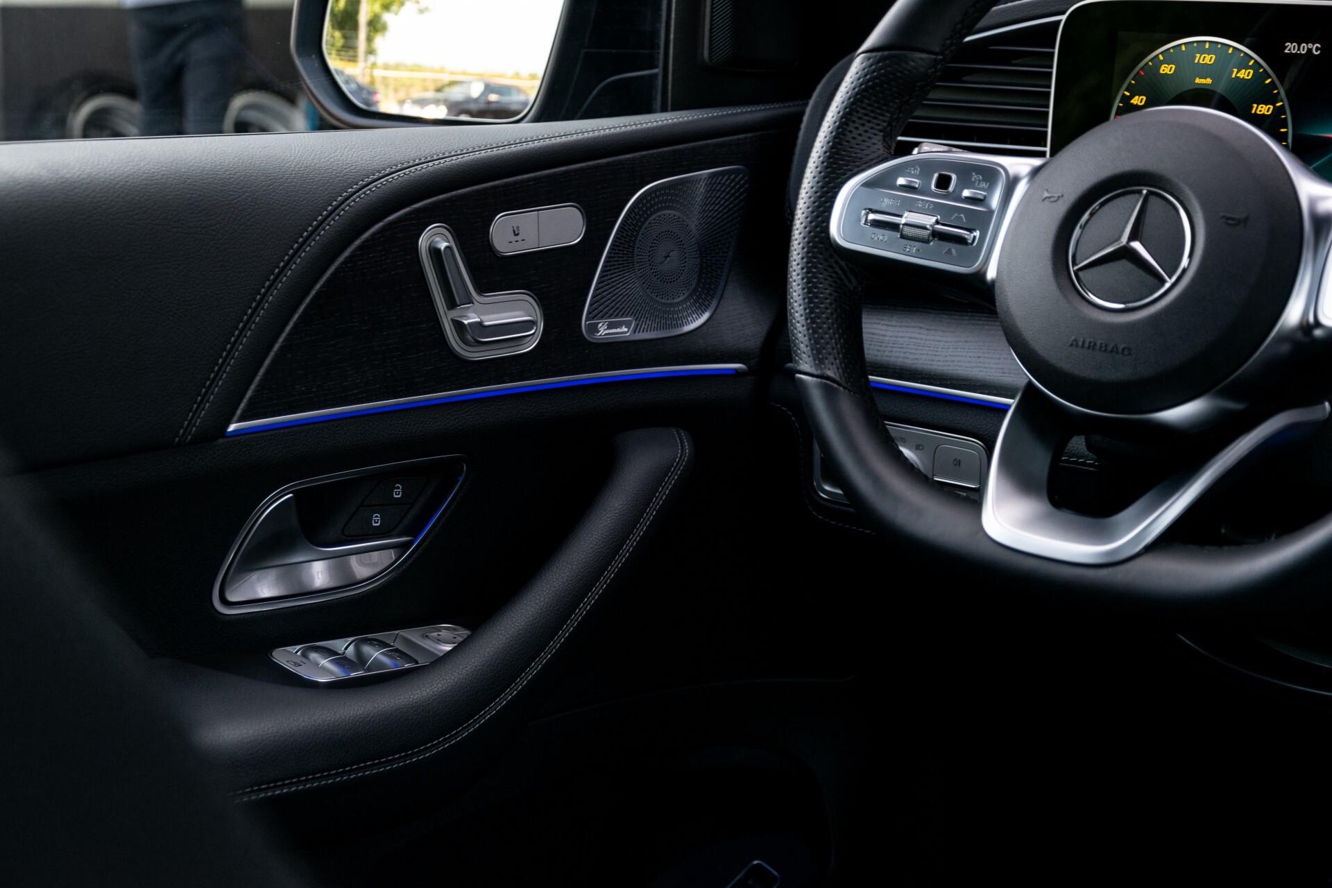 Mercedes-Benz GLE 350 de 4-M AMG Night Luchtvering/Rij-assist/Keyless/Panorama/Trekhaak/Burmester Aut9 Foto 21
