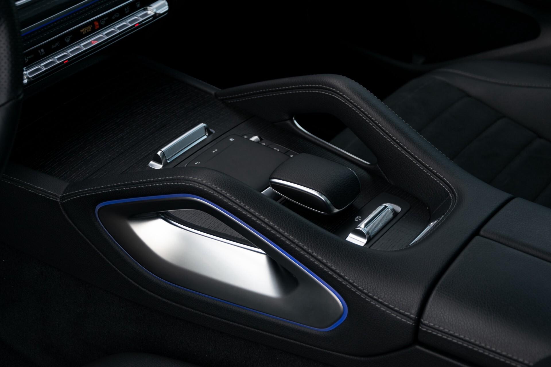 Mercedes-Benz GLE 350 de 4-M AMG Night Luchtvering/Rij-assist/Keyless/Panorama/Trekhaak/Burmester Aut9 Foto 37
