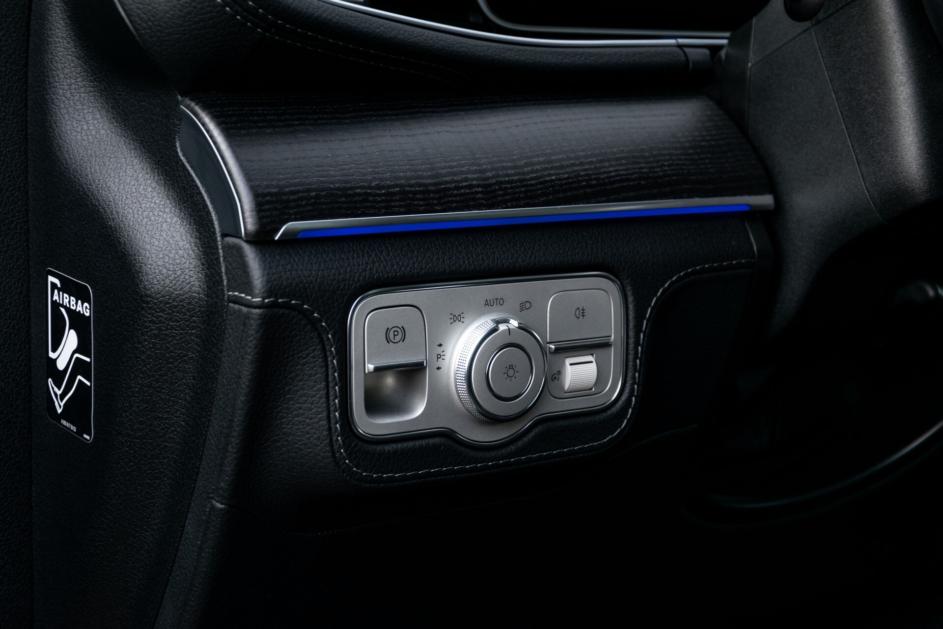 Mercedes-Benz GLE 350 de 4-M AMG Night Luchtvering/Rij-assist/Keyless/Panorama/Trekhaak/Burmester Aut9 Foto 39