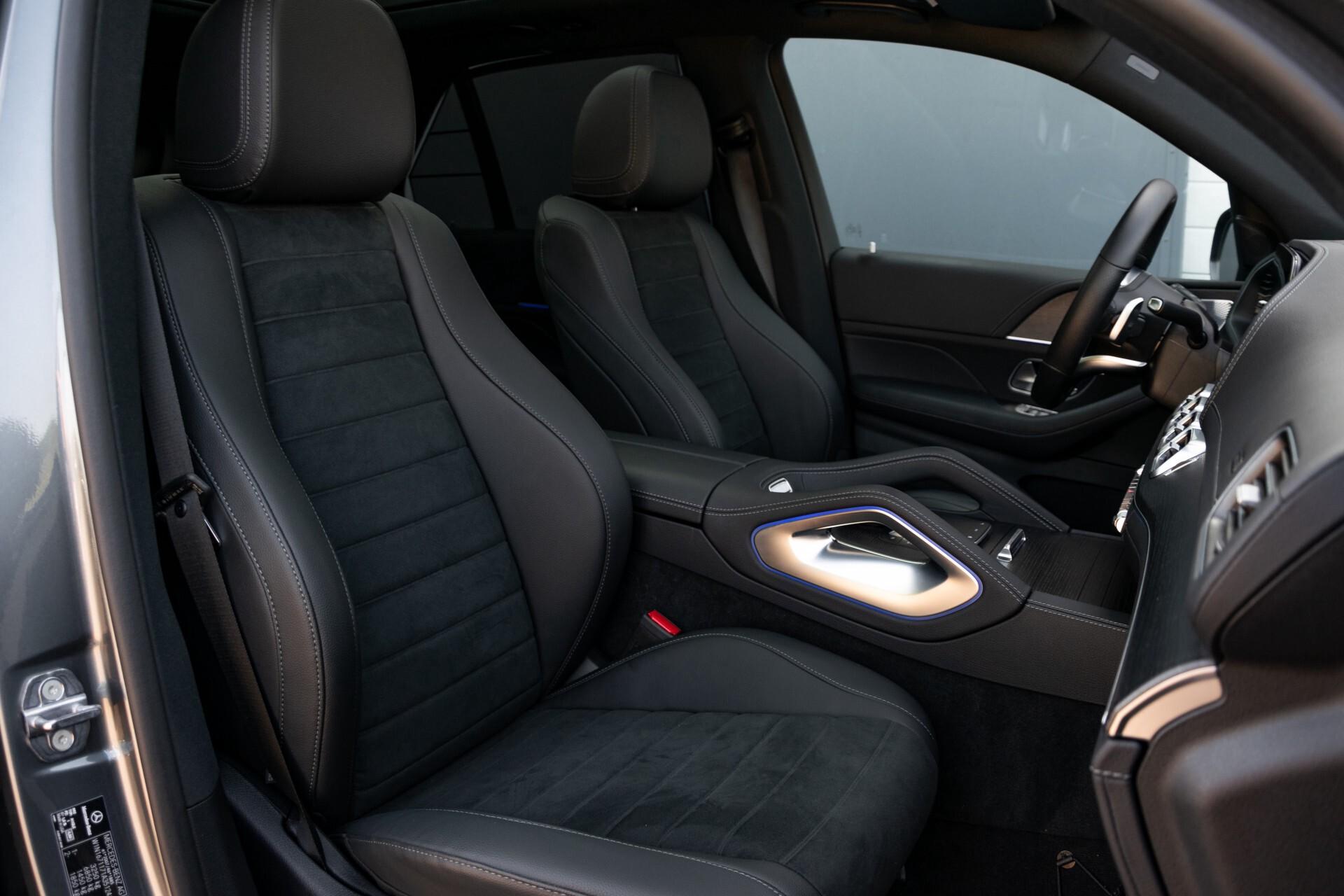 Mercedes-Benz GLE 350 de 4-M AMG Night Luchtvering/Rij-assist/Keyless/Panorama/Trekhaak/Burmester Aut9 Foto 4