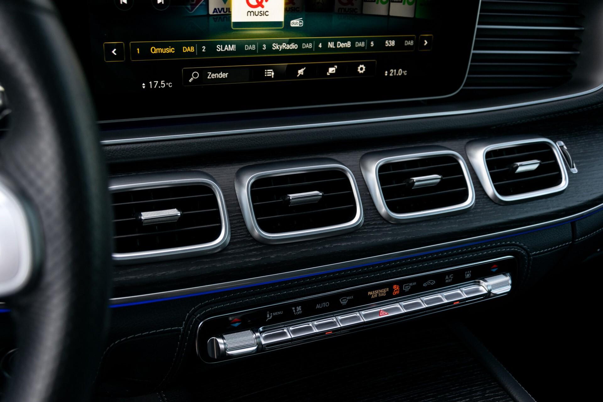 Mercedes-Benz GLE 350 de 4-M AMG Night Luchtvering/Rij-assist/Keyless/Panorama/Trekhaak/Burmester Aut9 Foto 41