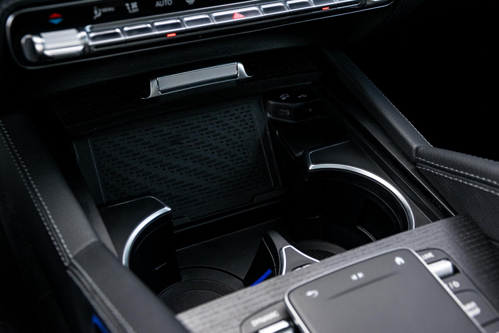Mercedes-Benz GLE 350 de 4-M AMG Night Luchtvering/Rij-assist/Keyless/Panorama/Trekhaak/Burmester Aut9 Foto 45