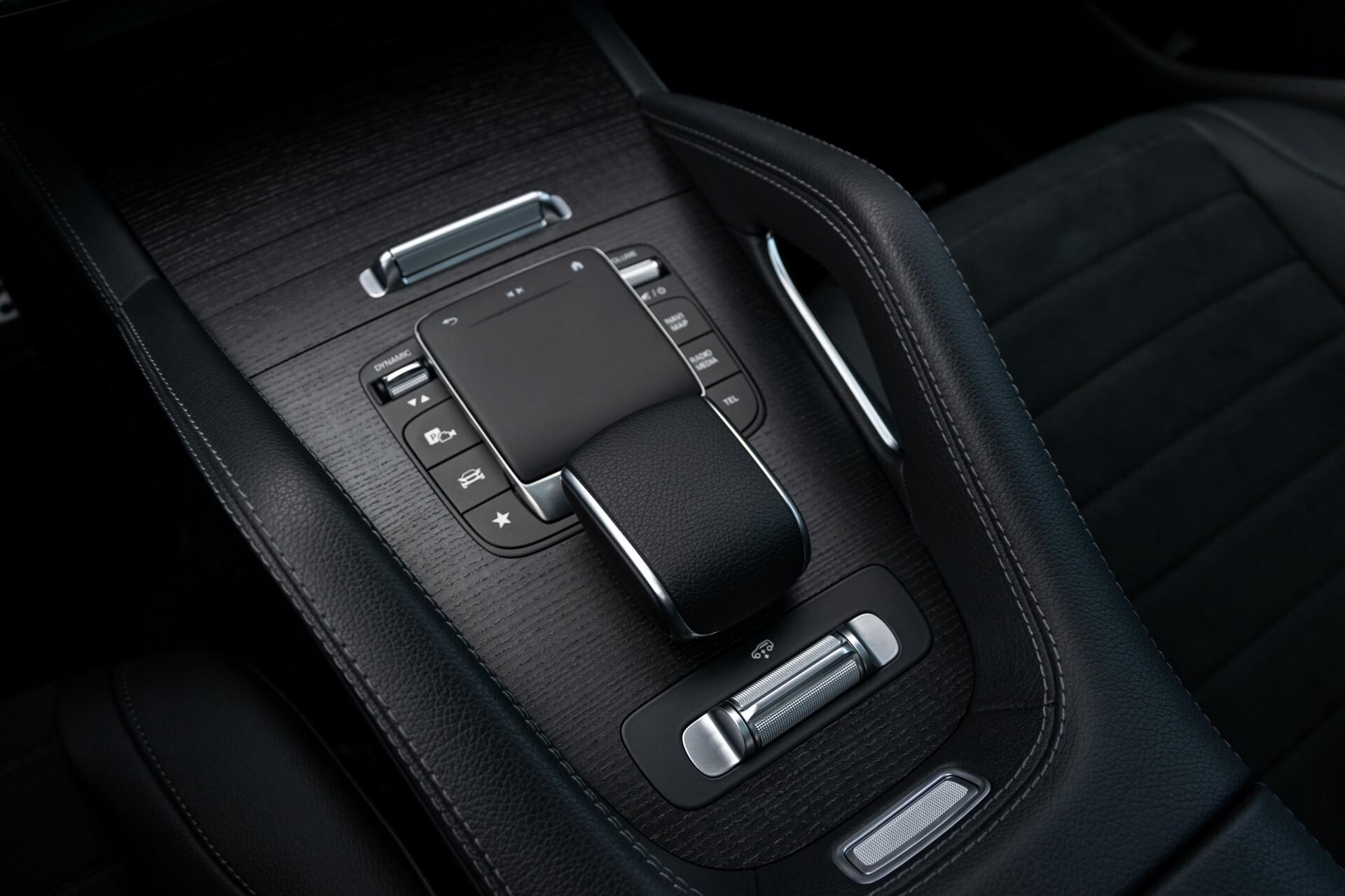 Mercedes-Benz GLE 350 de 4-M AMG Night Luchtvering/Rij-assist/Keyless/Panorama/Trekhaak/Burmester Aut9 Foto 47