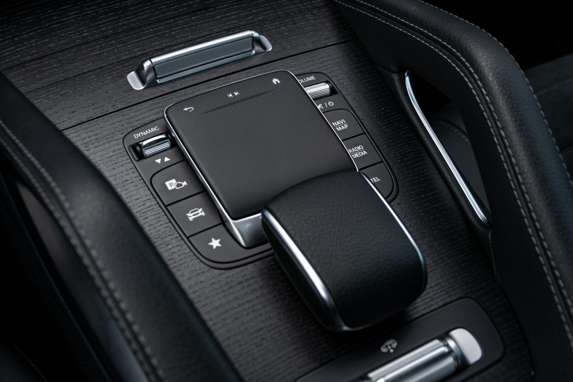 Mercedes-Benz GLE 350 de 4-M AMG Night Luchtvering/Rij-assist/Keyless/Panorama/Trekhaak/Burmester Aut9 Foto 49