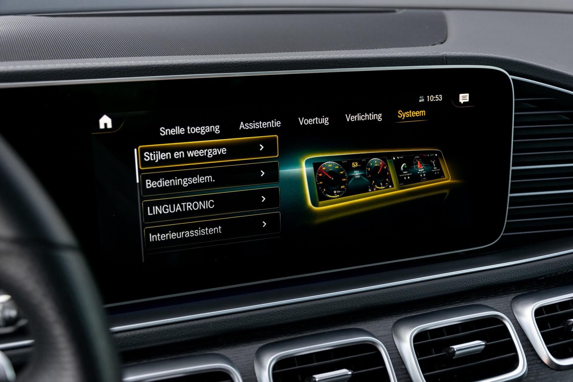 Mercedes-Benz GLE 350 de 4-M AMG Night Luchtvering/Rij-assist/Keyless/Panorama/Trekhaak/Burmester Aut9 Foto 50