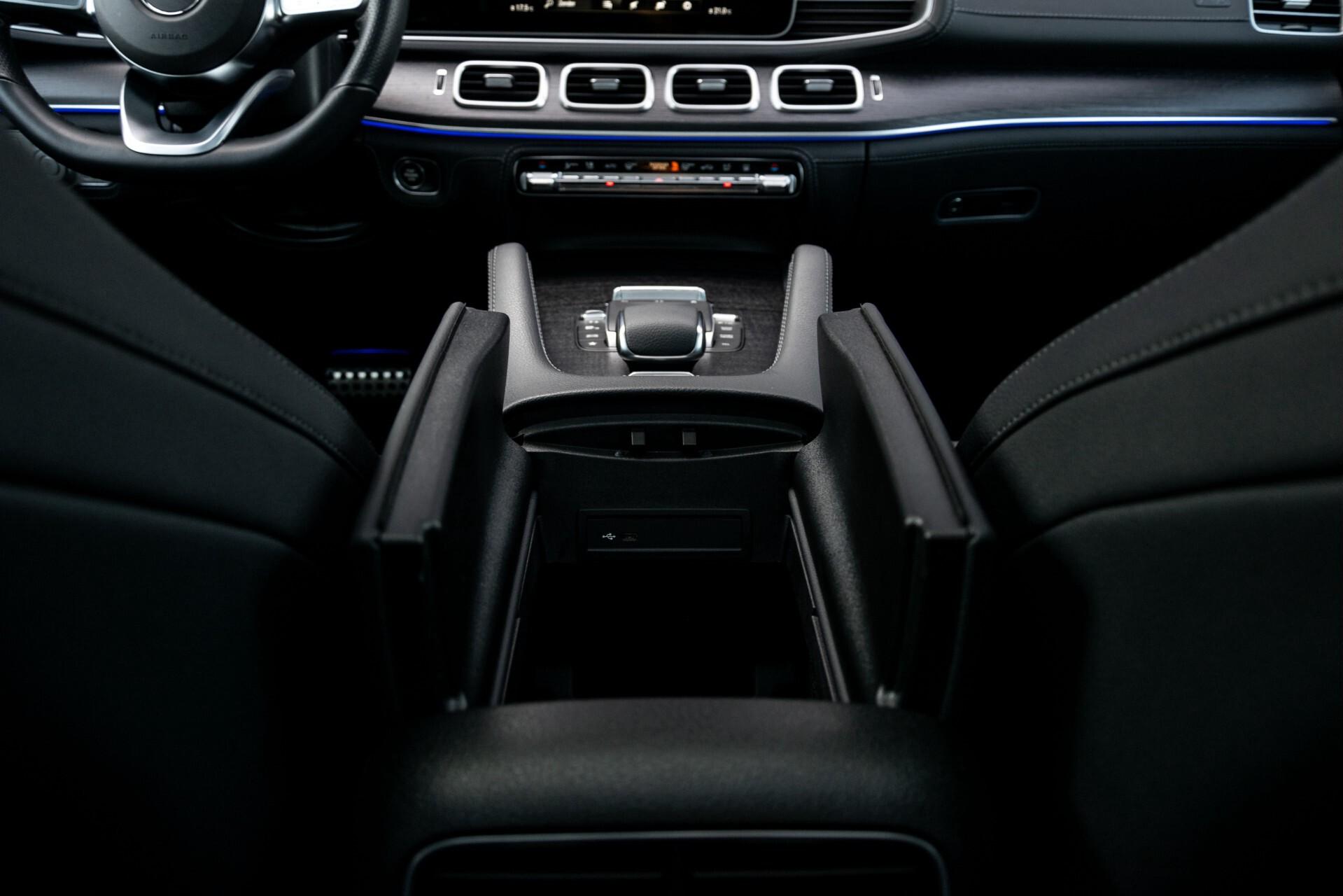 Mercedes-Benz GLE 350 de 4-M AMG Night Luchtvering/Rij-assist/Keyless/Panorama/Trekhaak/Burmester Aut9 Foto 52