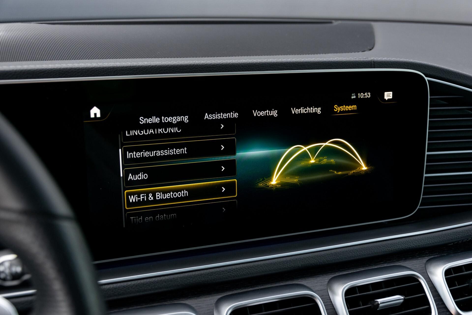 Mercedes-Benz GLE 350 de 4-M AMG Night Luchtvering/Rij-assist/Keyless/Panorama/Trekhaak/Burmester Aut9 Foto 53