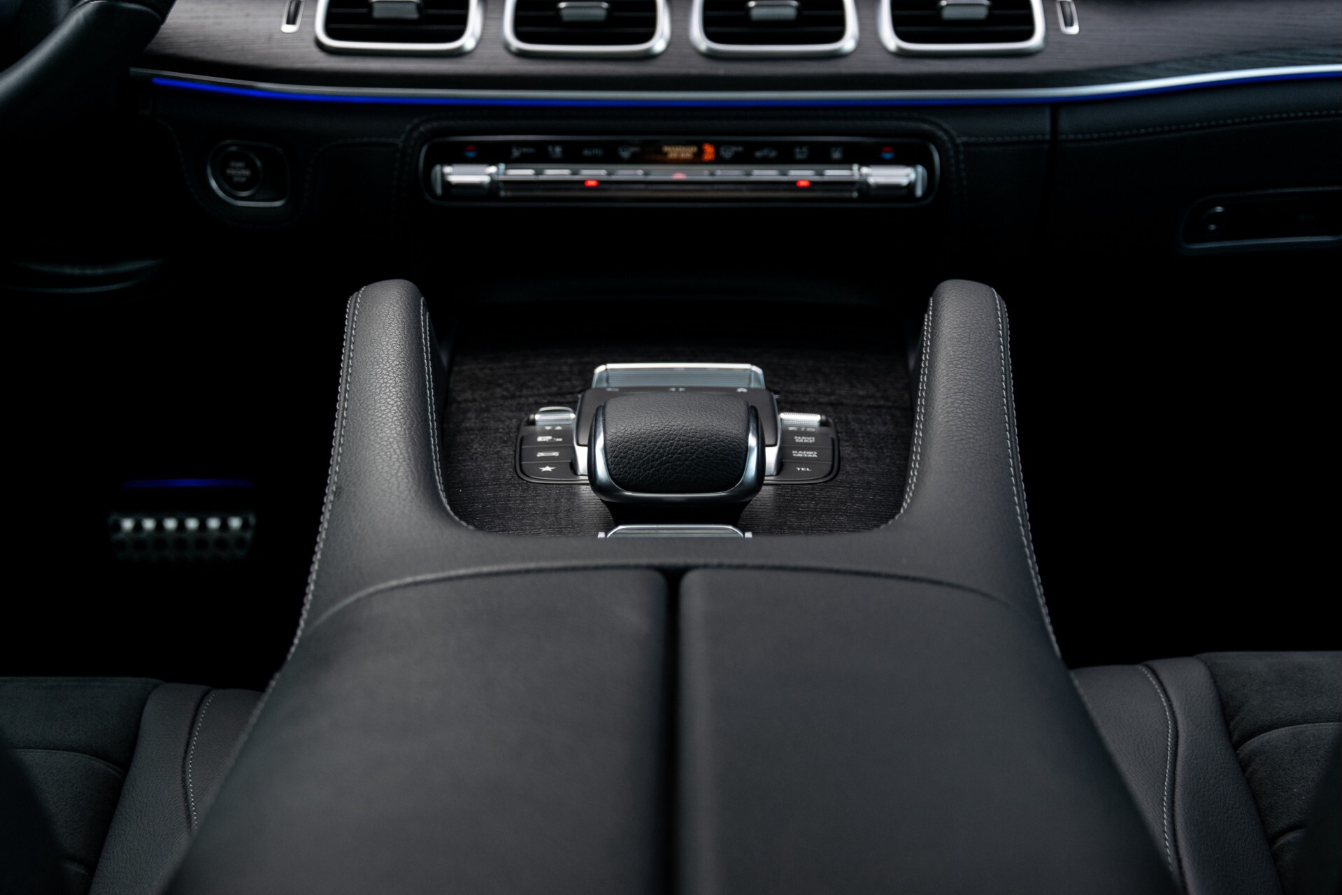 Mercedes-Benz GLE 350 de 4-M AMG Night Luchtvering/Rij-assist/Keyless/Panorama/Trekhaak/Burmester Aut9 Foto 54
