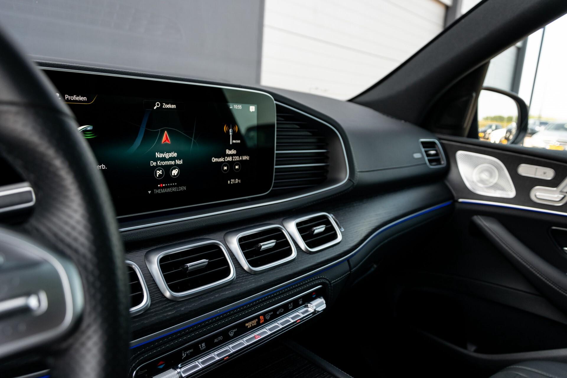 Mercedes-Benz GLE 350 de 4-M AMG Night Luchtvering/Rij-assist/Keyless/Panorama/Trekhaak/Burmester Aut9 Foto 56