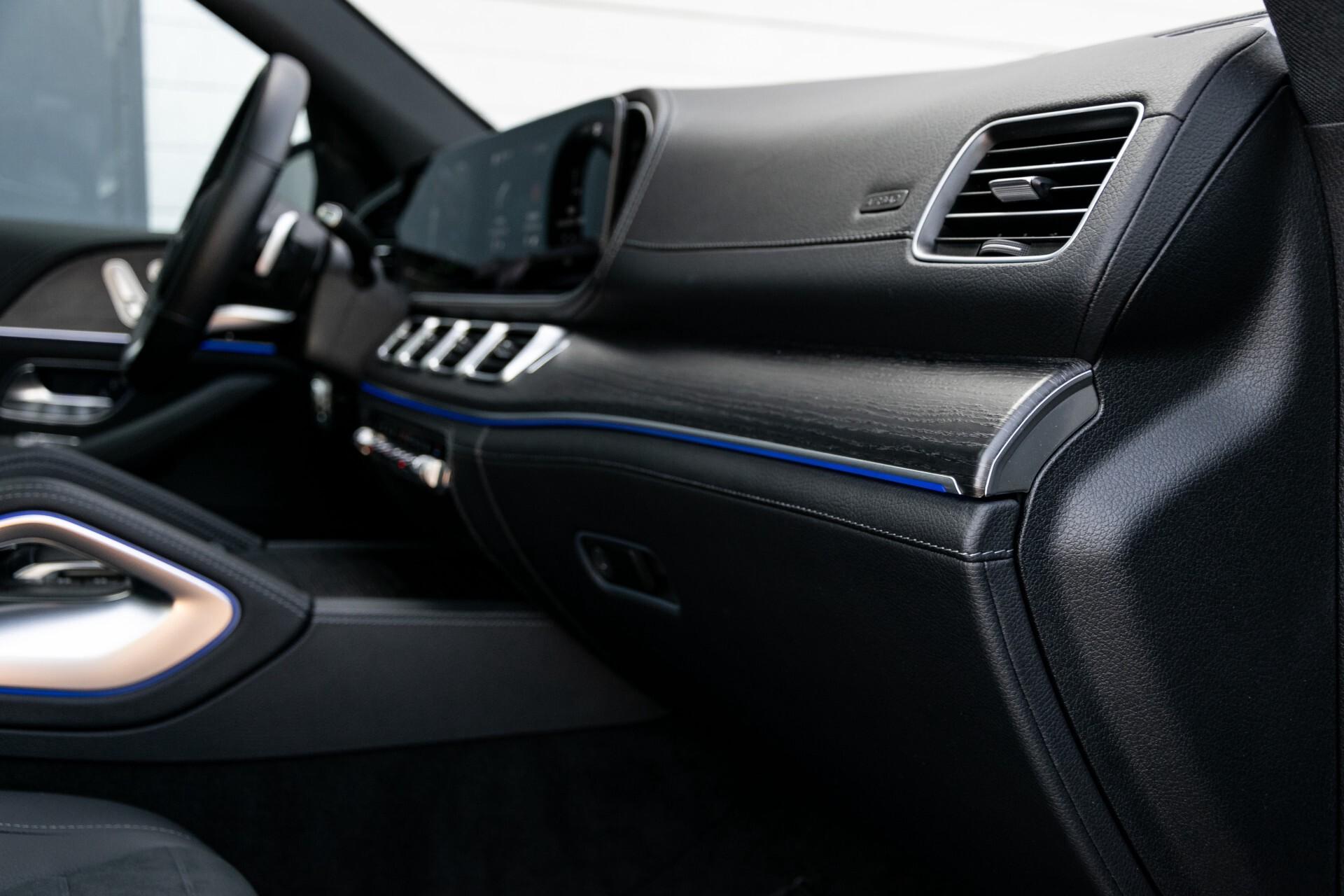 Mercedes-Benz GLE 350 de 4-M AMG Night Luchtvering/Rij-assist/Keyless/Panorama/Trekhaak/Burmester Aut9 Foto 60