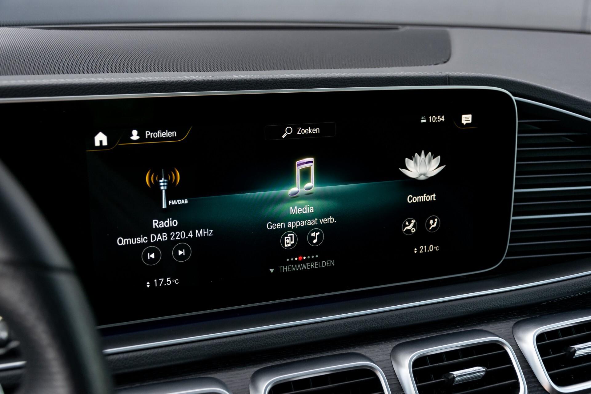Mercedes-Benz GLE 350 de 4-M AMG Night Luchtvering/Rij-assist/Keyless/Panorama/Trekhaak/Burmester Aut9 Foto 61
