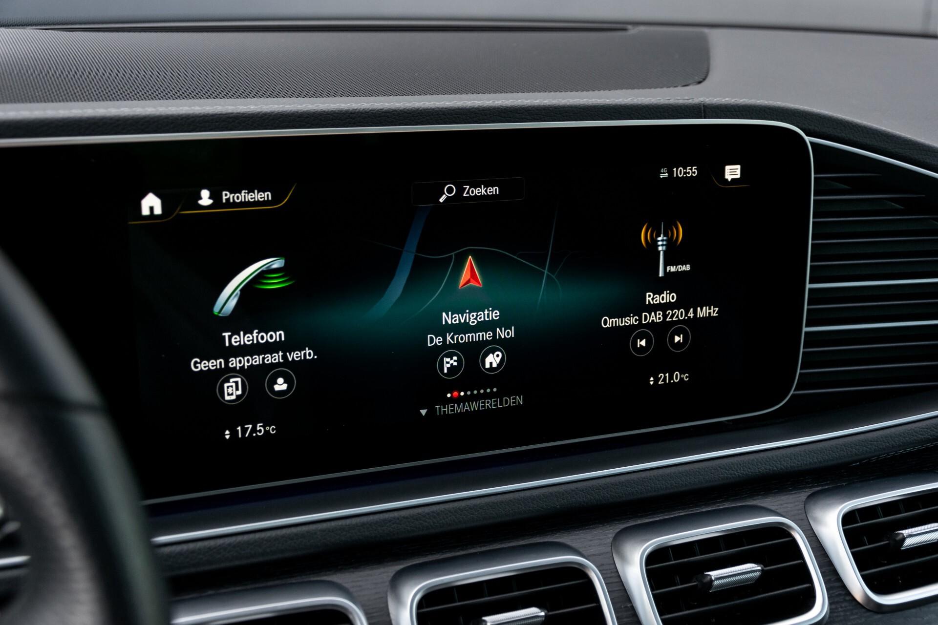 Mercedes-Benz GLE 350 de 4-M AMG Night Luchtvering/Rij-assist/Keyless/Panorama/Trekhaak/Burmester Aut9 Foto 63