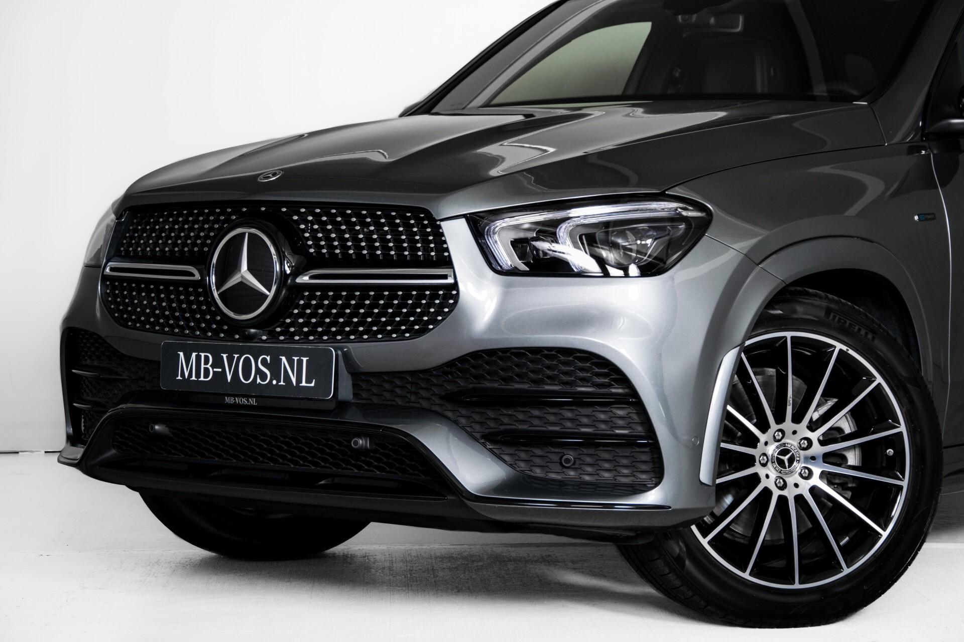 Mercedes-Benz GLE 350 de 4-M AMG Night Luchtvering/Rij-assist/Keyless/Panorama/Trekhaak/Burmester Aut9 Foto 70