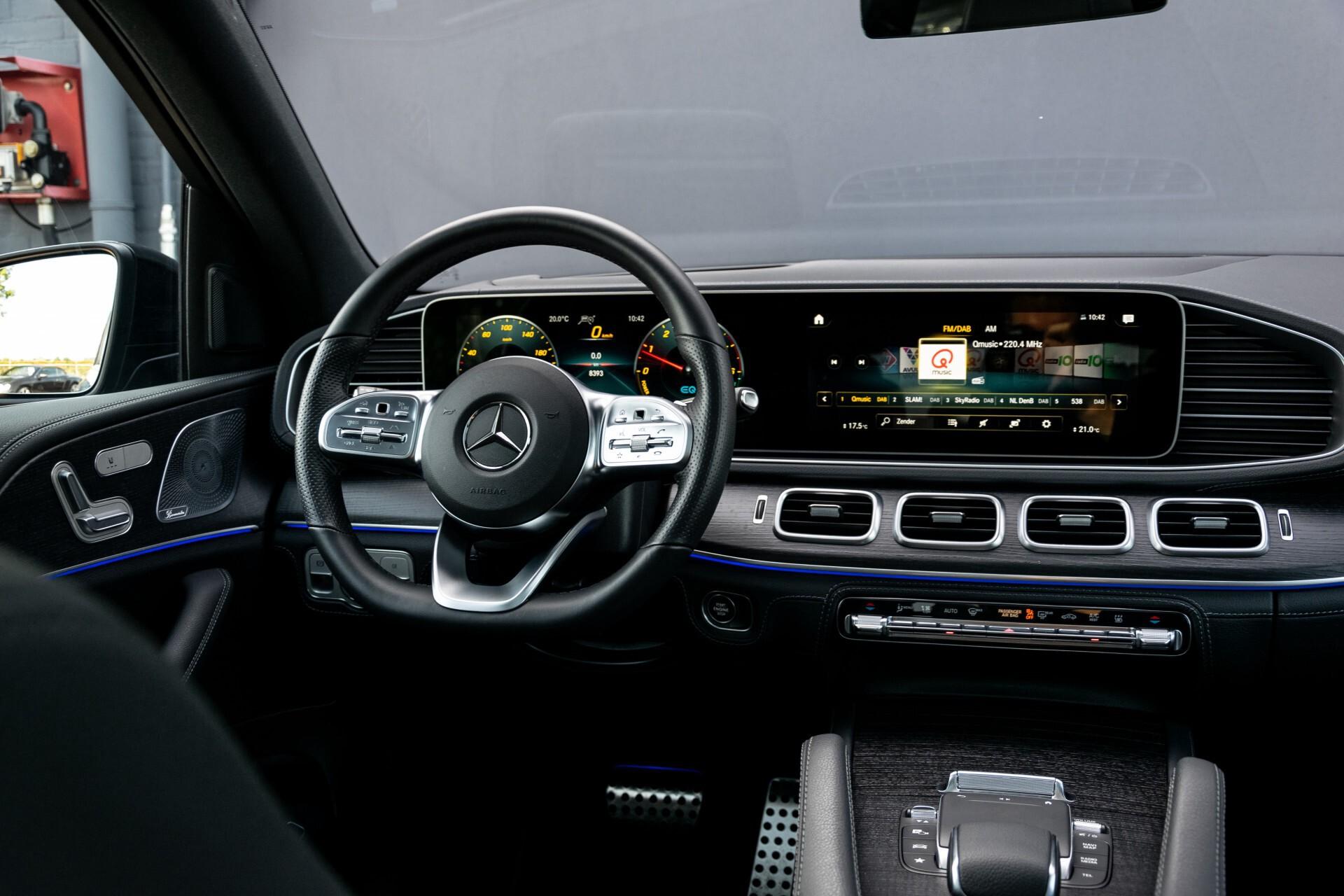 Mercedes-Benz GLE 350 de 4-M AMG Night Luchtvering/Rij-assist/Keyless/Panorama/Trekhaak/Burmester Aut9 Foto 8